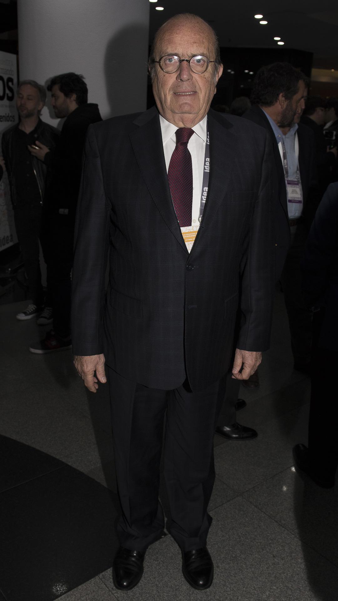Carlos Brow, ex diputado nacional