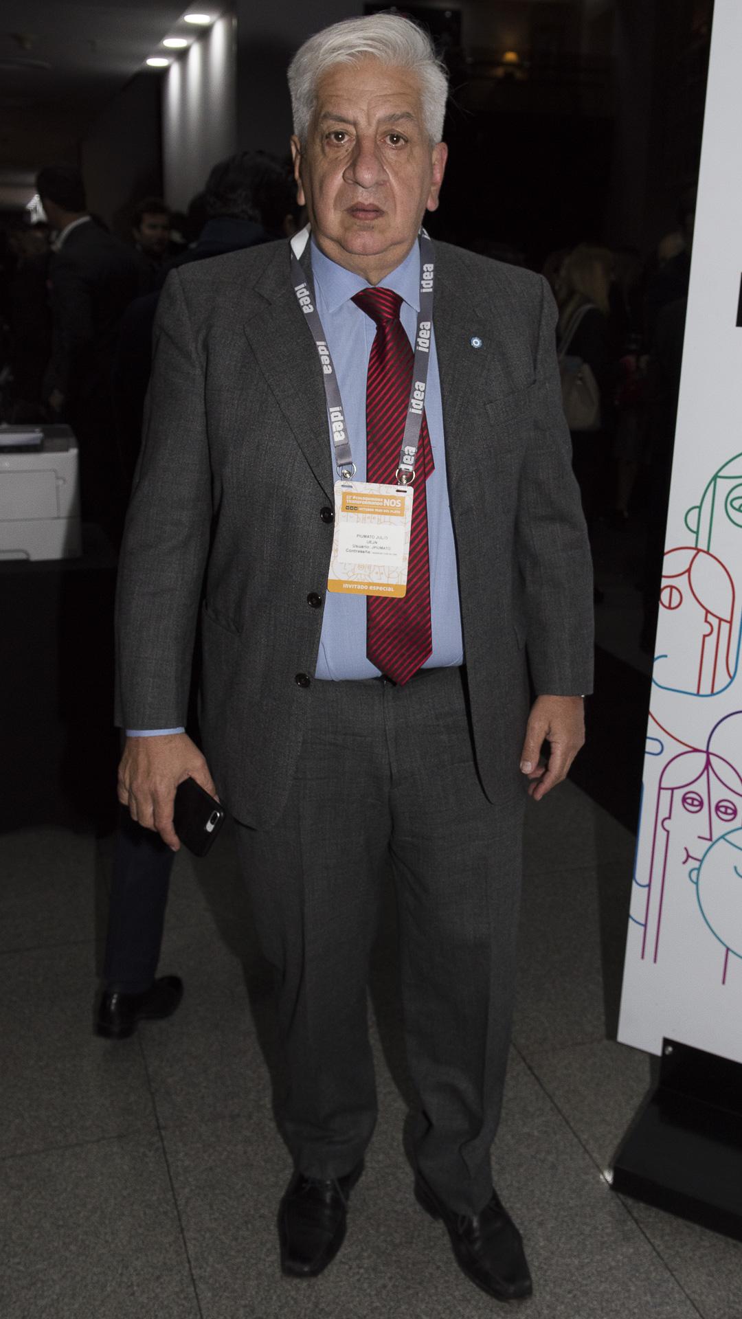El sindicalista Julio Piumato de , Judiciales