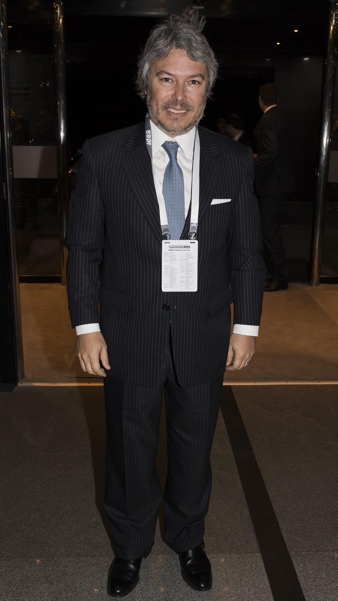 Mauricio Federici, el presidente de la Unidad de Investigaciòn Financiera (UIF)
