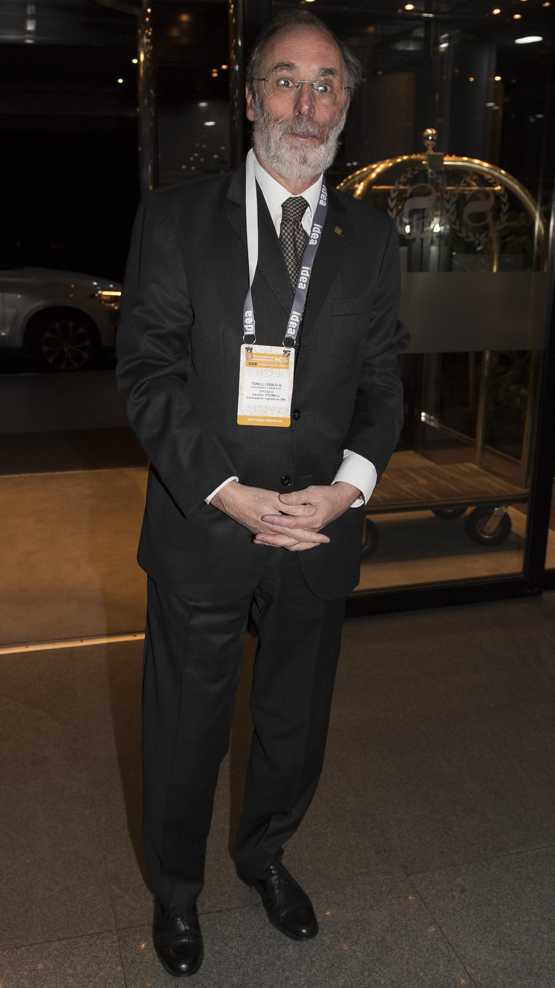 Pablo Tonelli, diputado Cambiemos (Adrián Escandar)