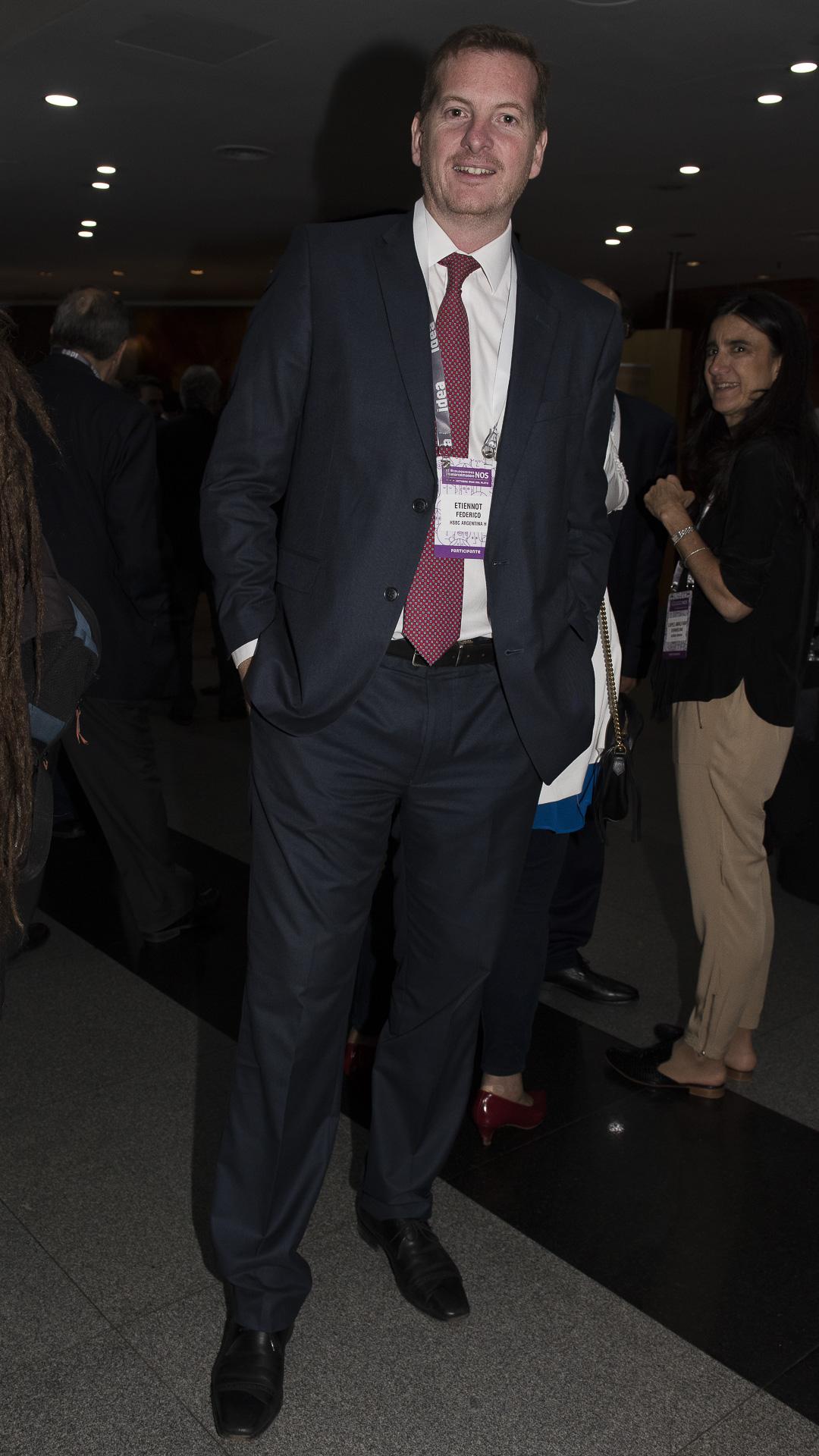 Federico Etienott, Director del HSBC