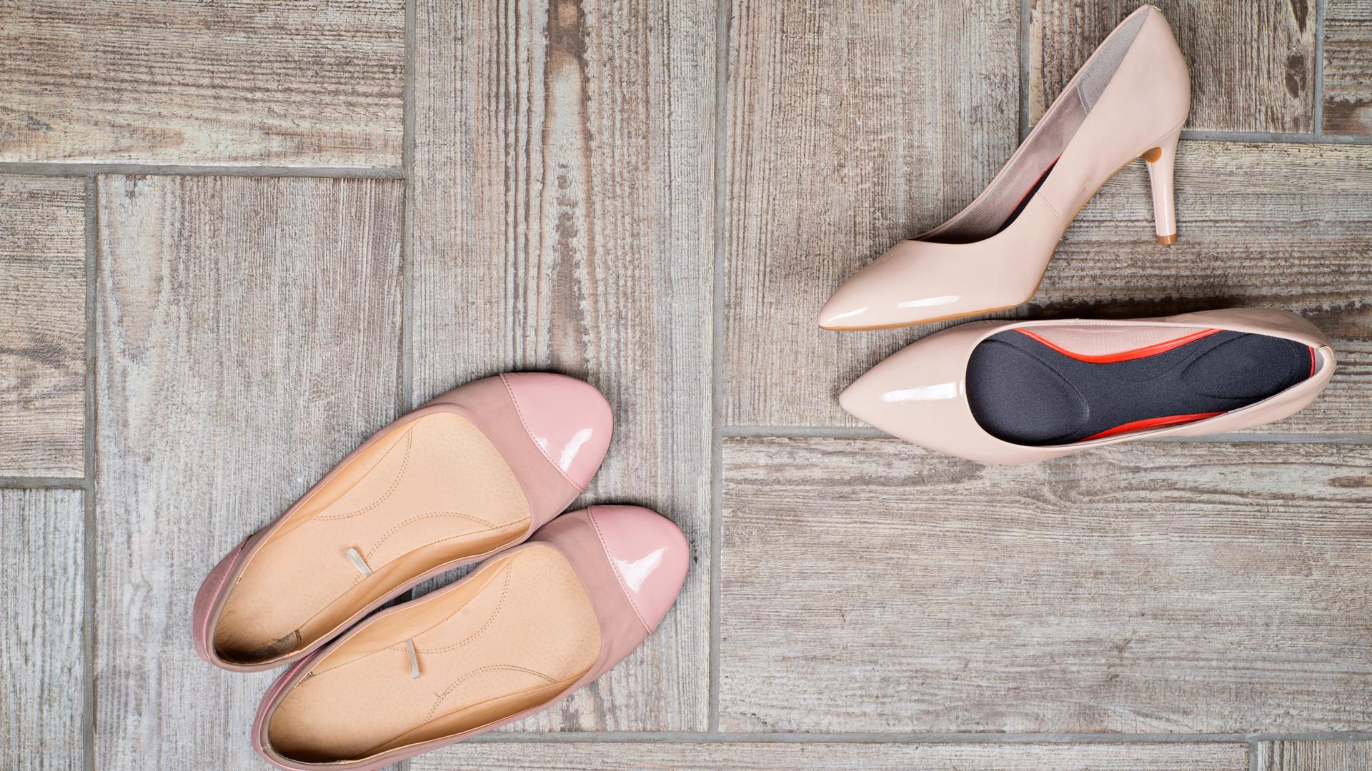 Infobae De Las Accesorio Fetiche Zapatos Nuevo BajosEl Mujeres WH9DE2I