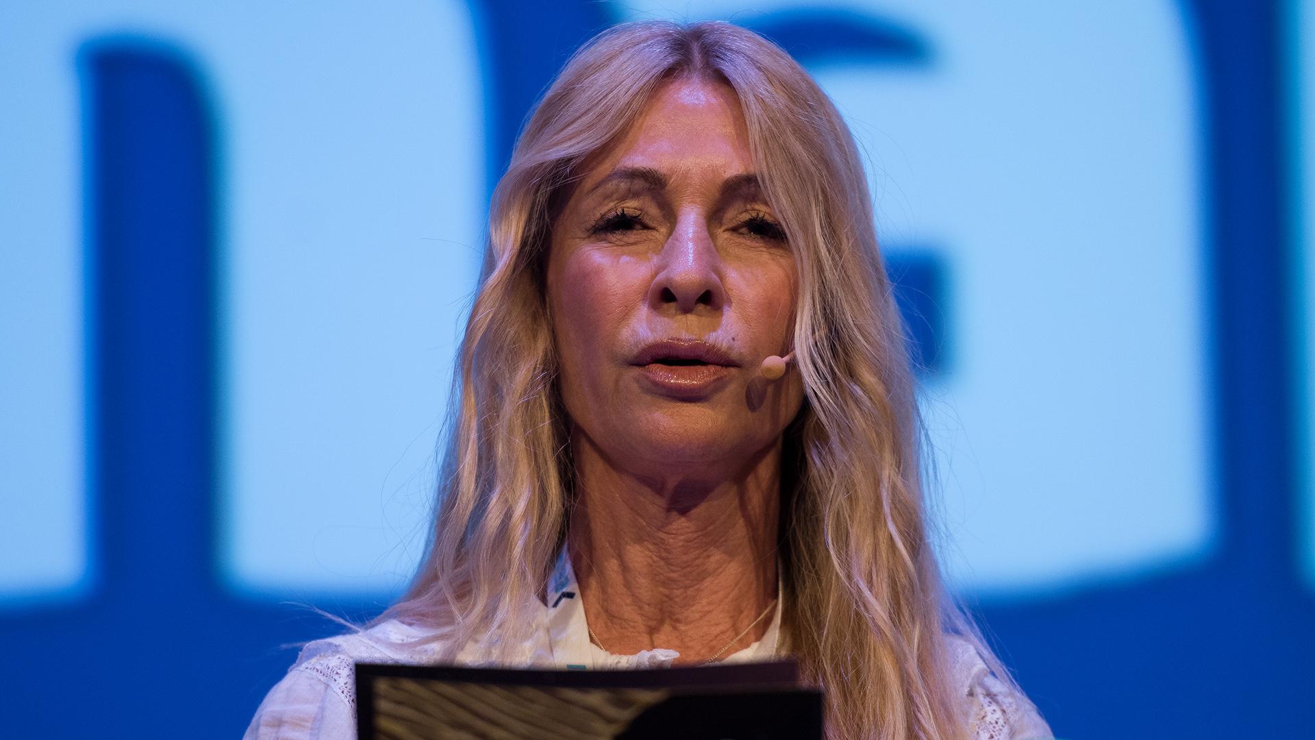 Cris Morena, presidente de Cris Morena Group