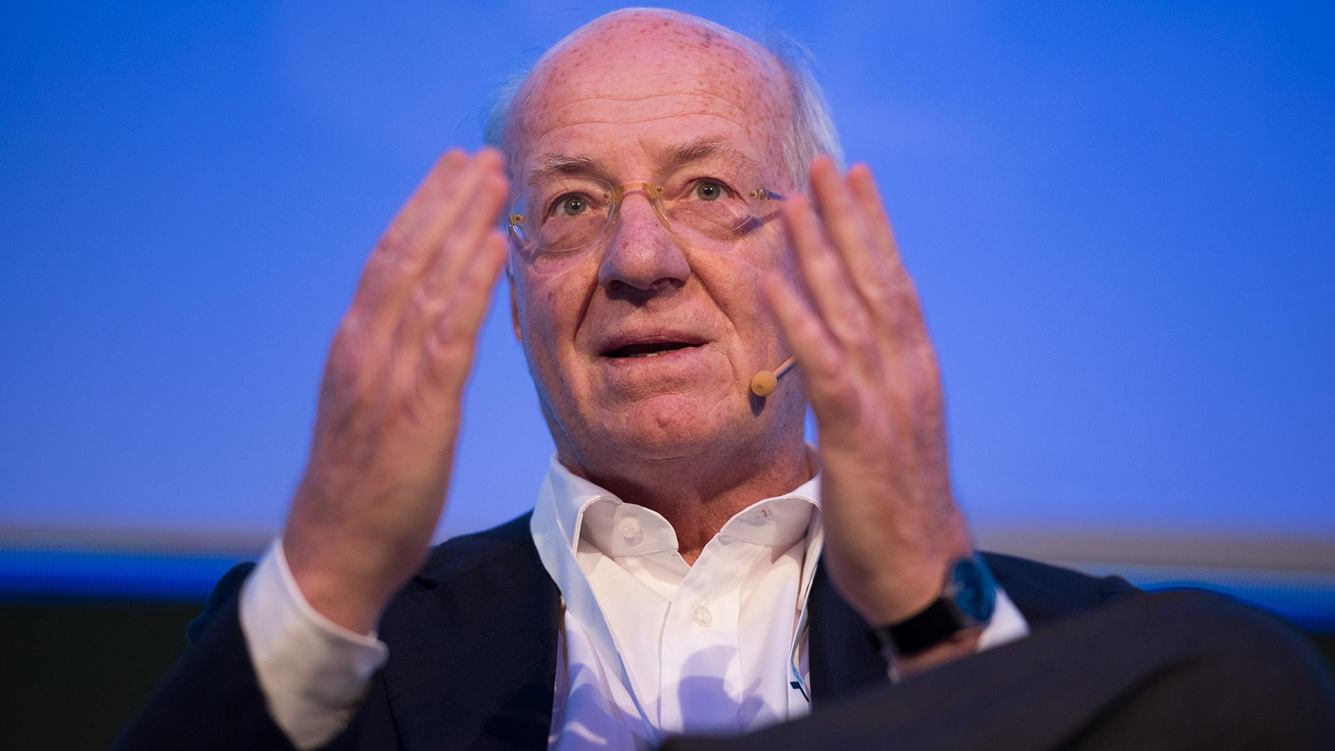 Paolo Roca, presidente de Organización Techint