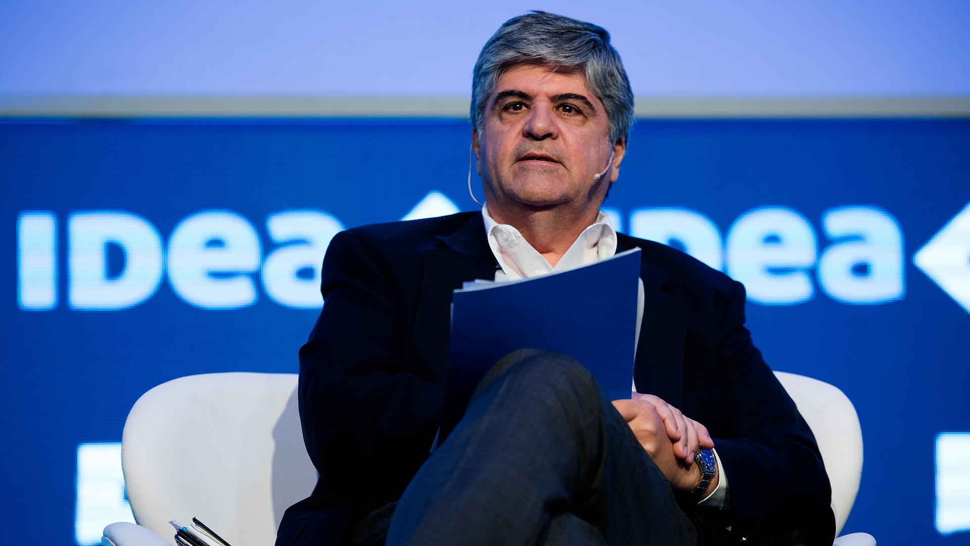 Miguel Angel Gutierrez, presidente de YPF