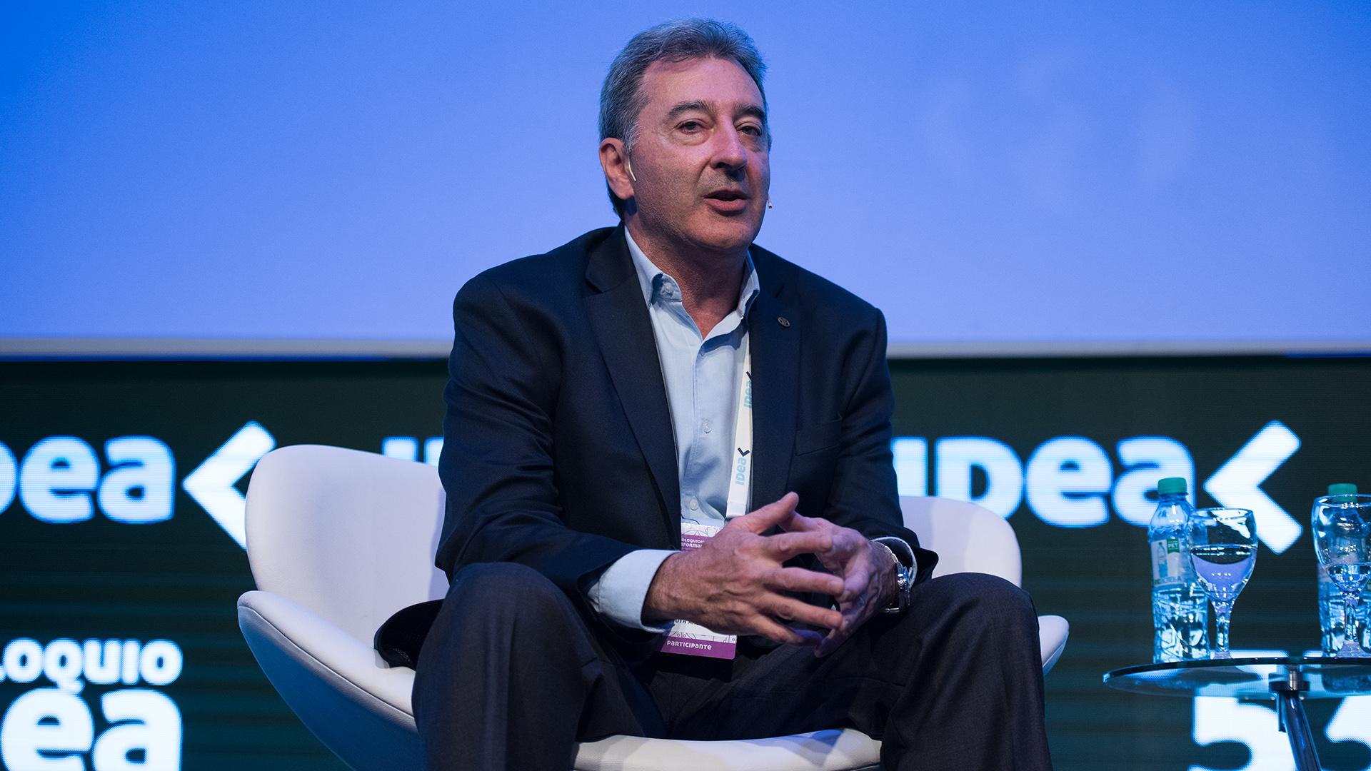 Daniel Herero, presidente de Toyota Argentina