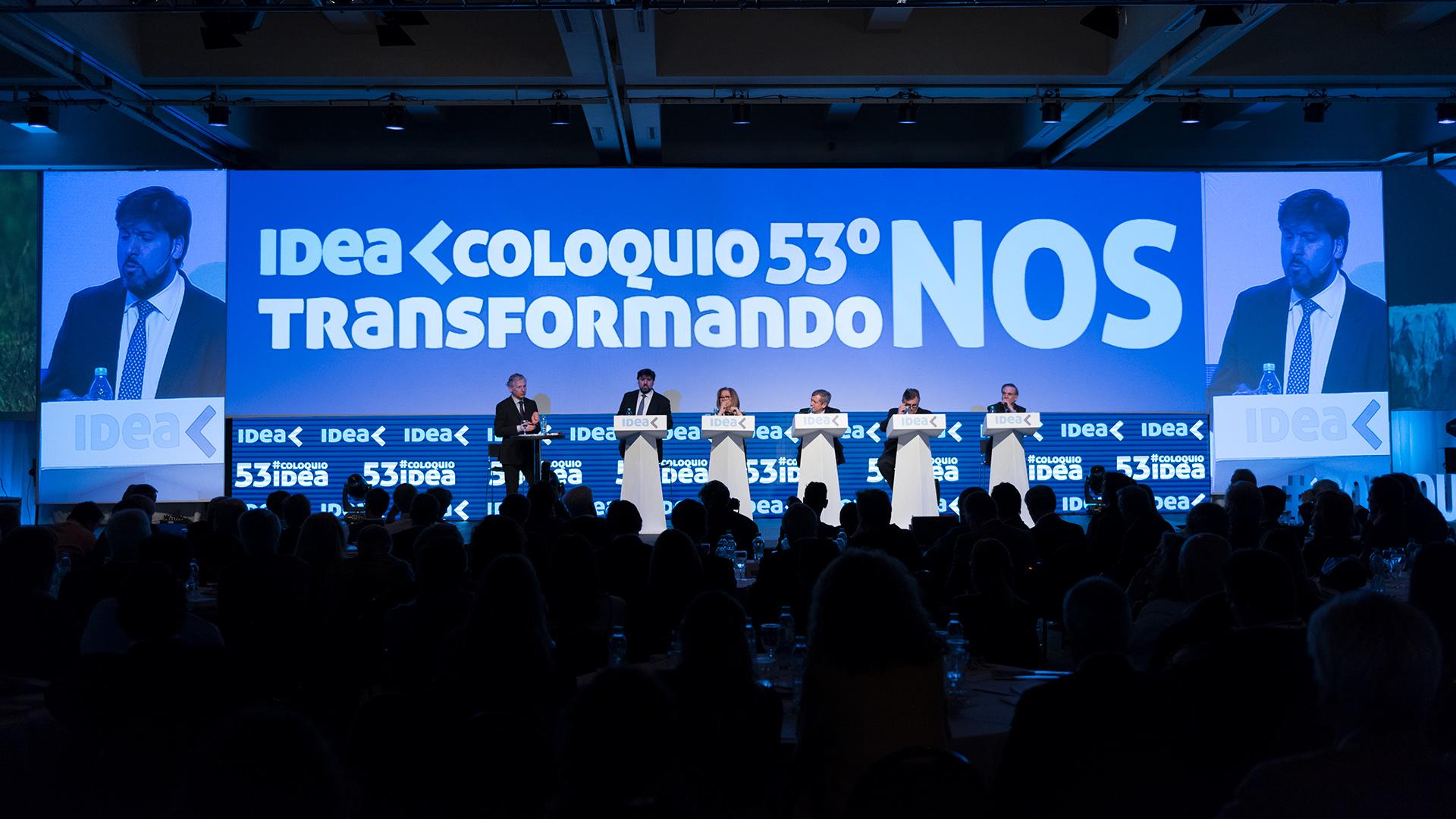 """El panel """"El Congreso en la trasformación de la Argentina"""""""