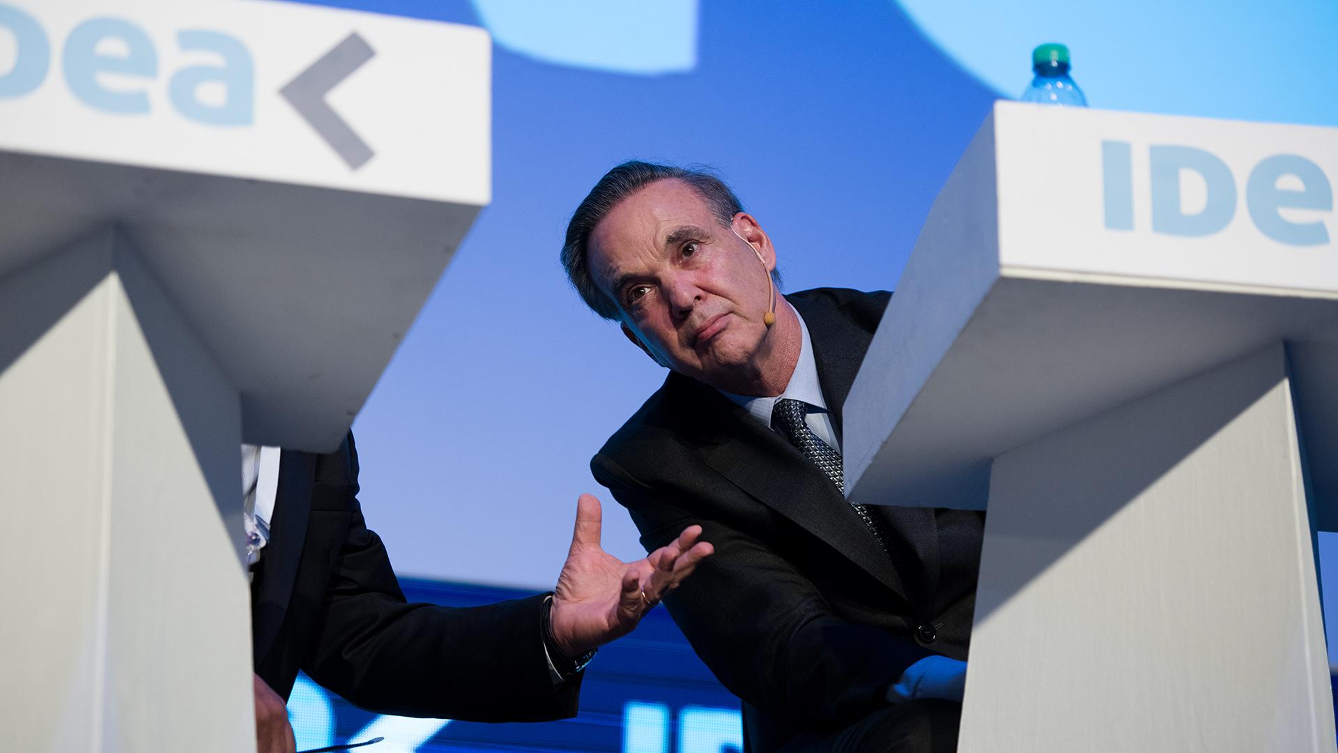 Miguel Pichetto, senador del Partido Justicialista