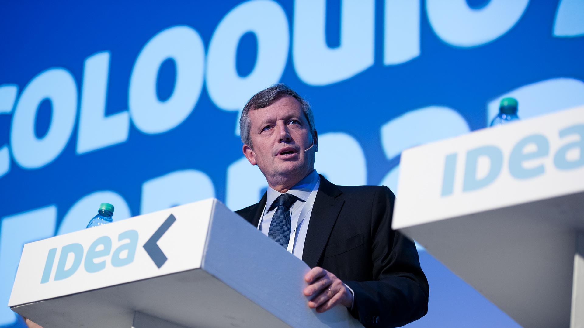 Emilio Monzó, diputado de Cambiemos y presidente de la Cámara de Diputados de la Nación