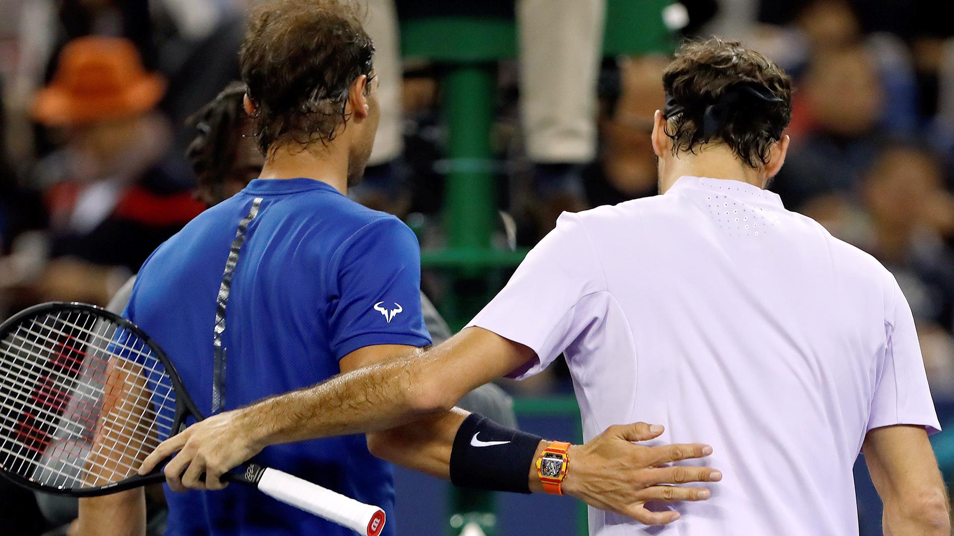 Roger Federer y Rafael Nadalse enfrentarán en las semifinales de Indian Wells