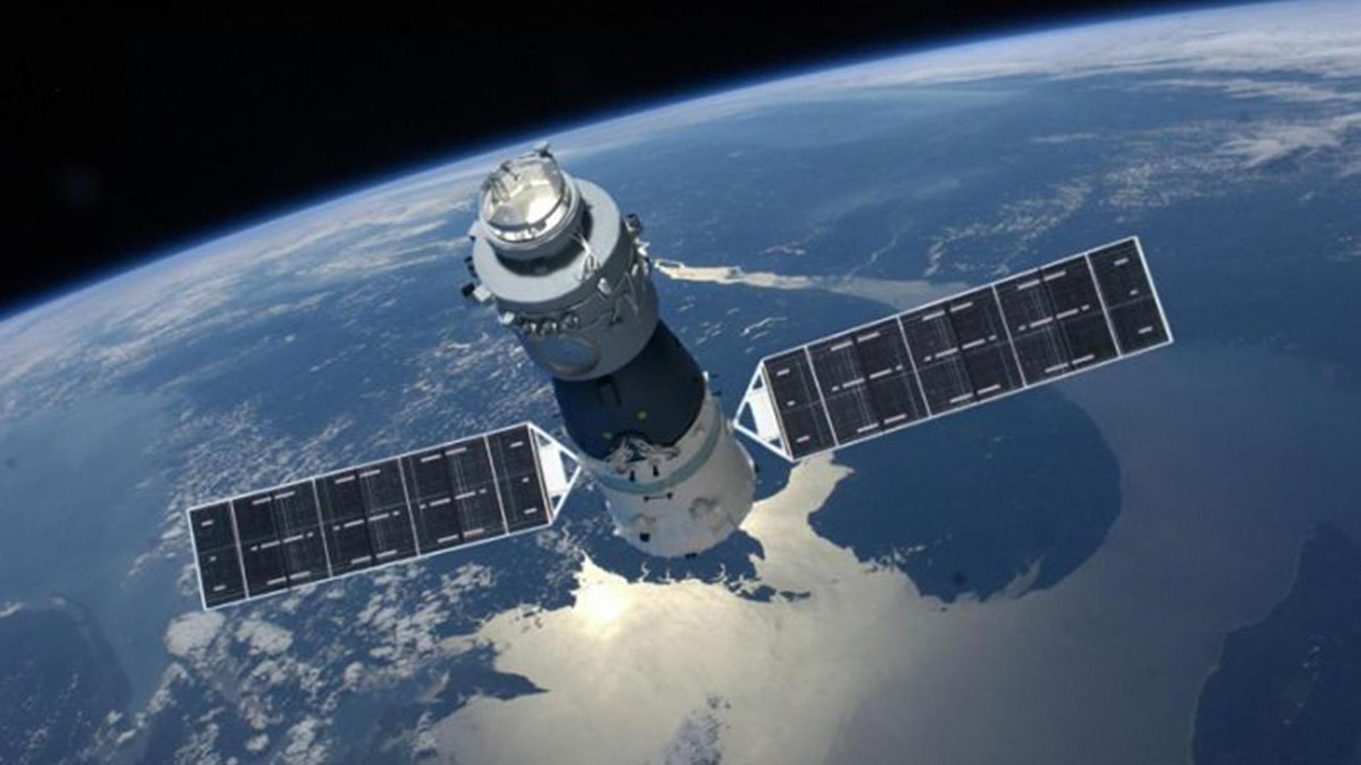 La Tiangong-1 caerá en los próximosdías en forma descontrolada