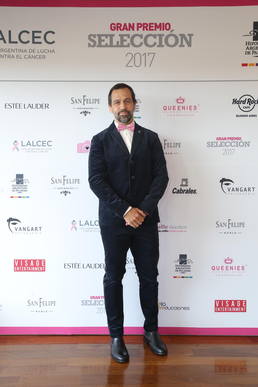 Diego Paonessa, director ejecutivo de LALCEC