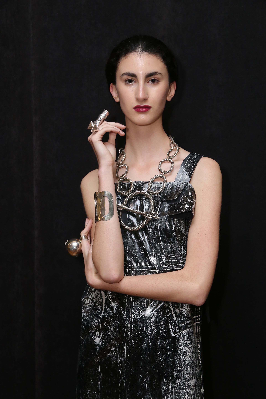 El desfile de moda a beneficio de LALCEC contó con la participación importantes diseñadores y joyeros