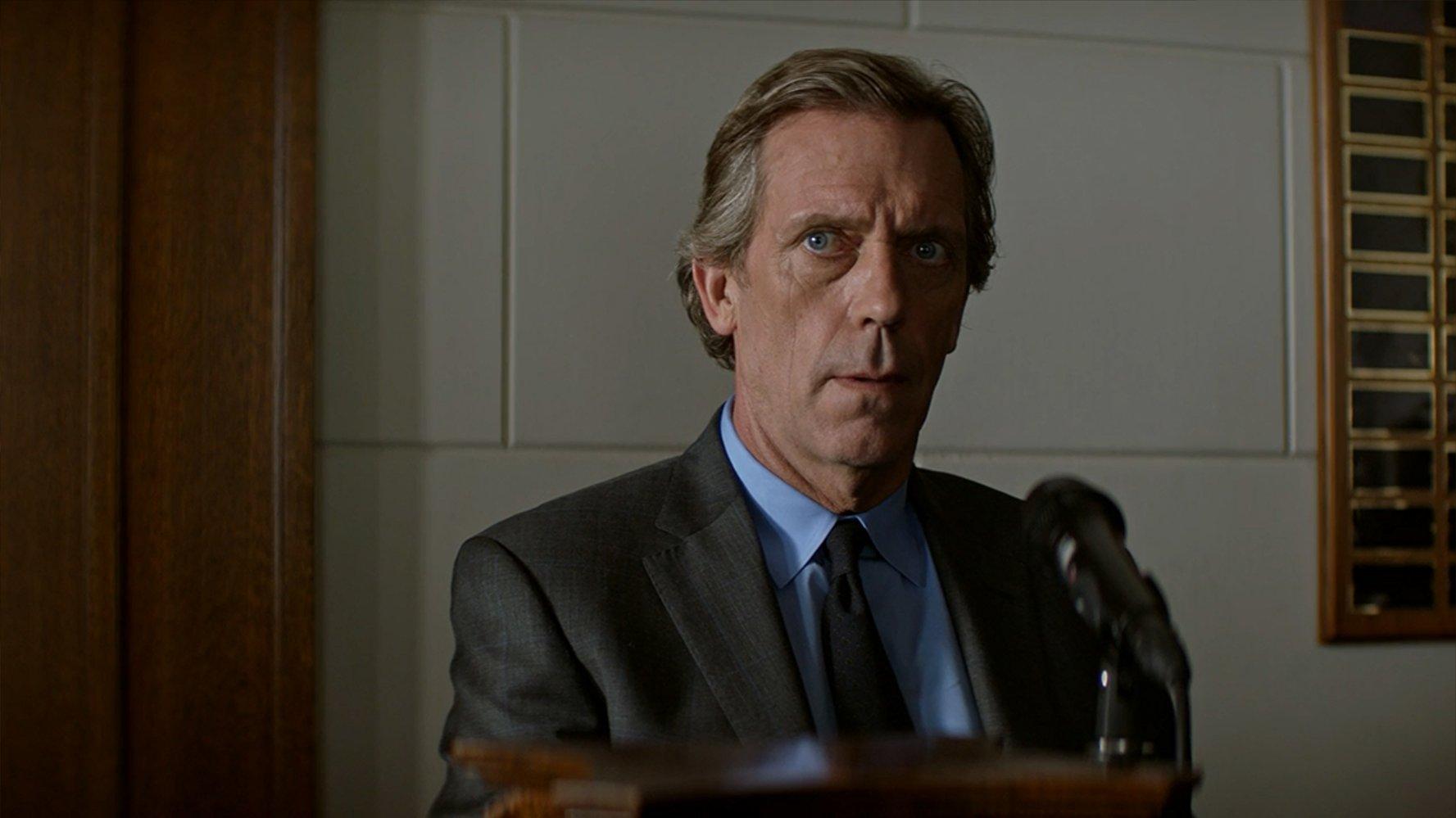 Esta seriees la segundaocasión en que Hugh Laurie interpreta a un médico en una serie.