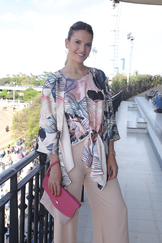 Eva Bargiela, la ex de Facundo Moyano