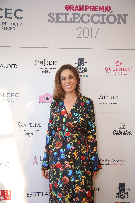 Rosana Bertóne fundadora de la ONG-Ecomujeres