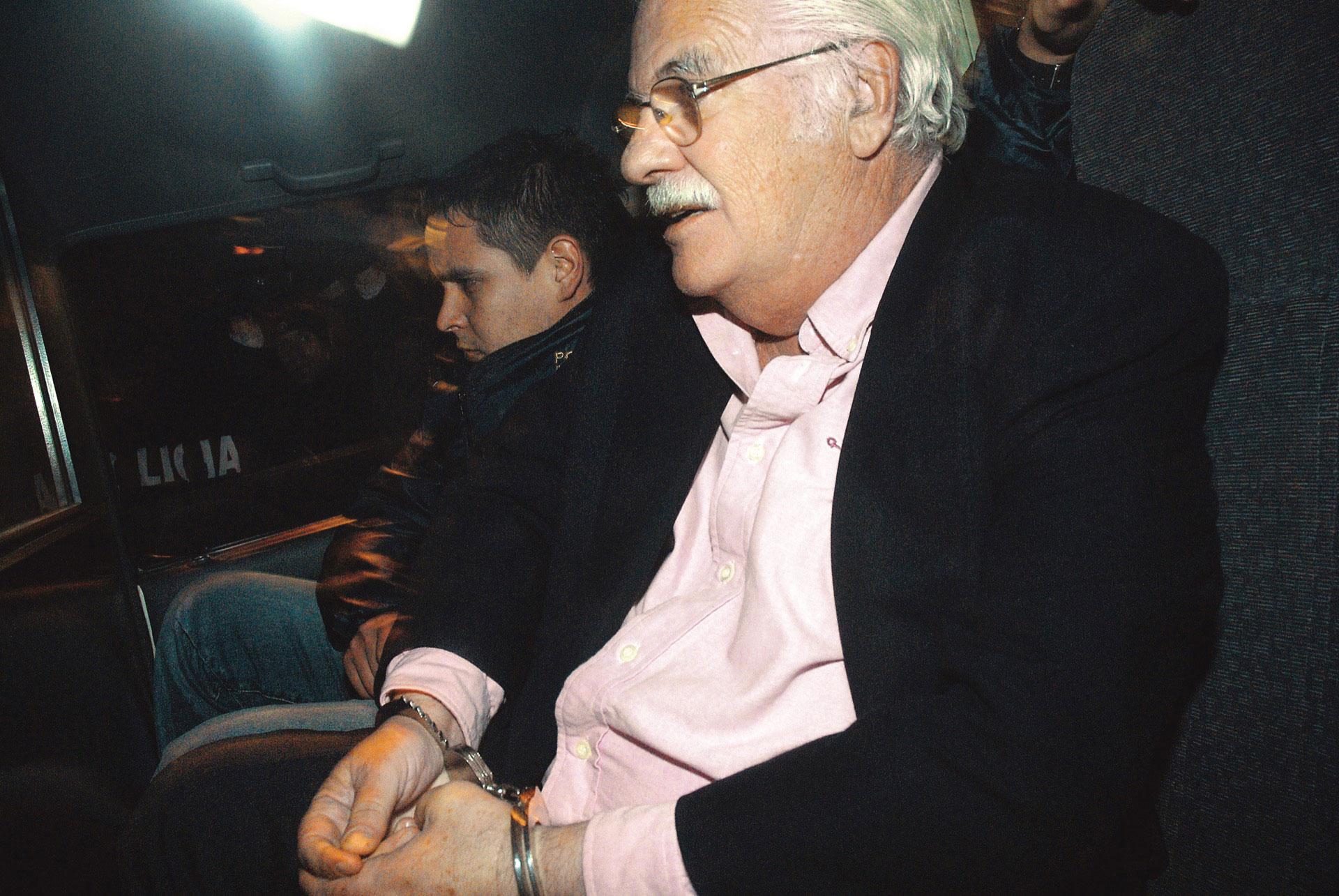 Carlos Carrascosa permaneció casi ocho años preso