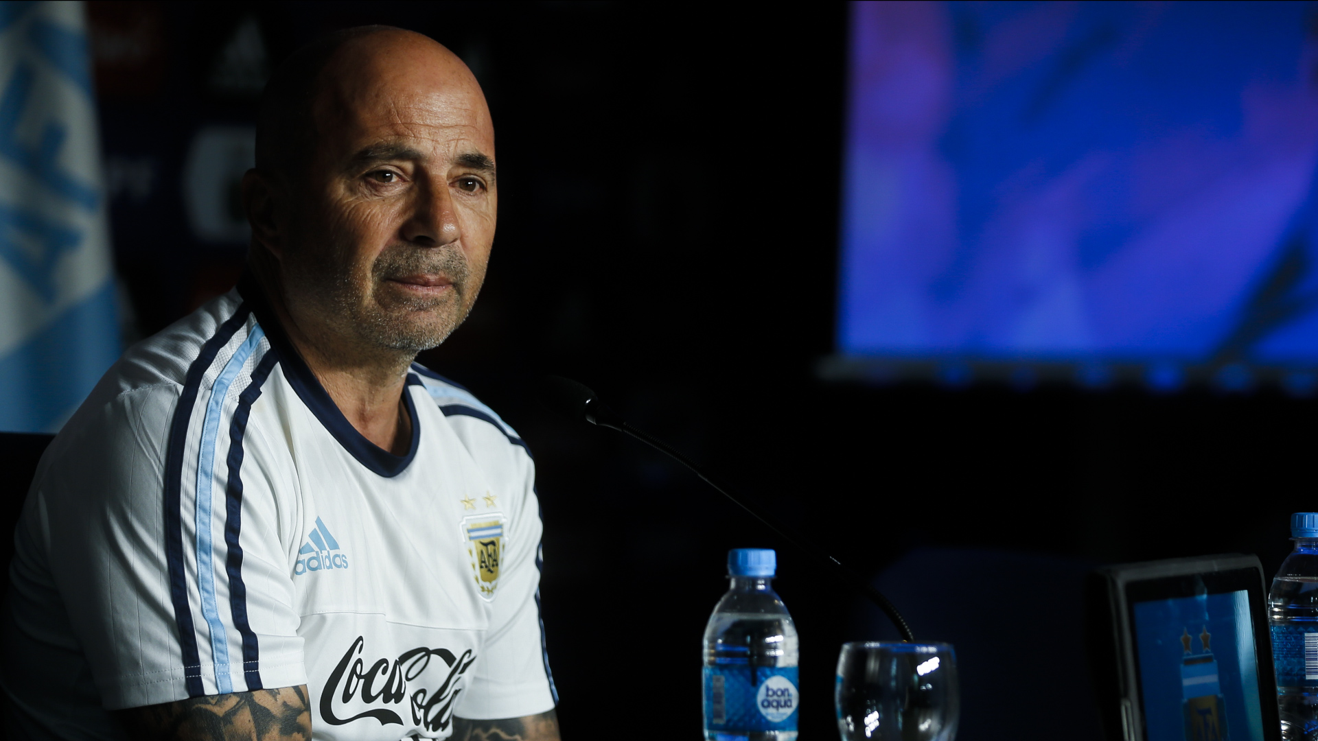 Jorge Sampaoli dará a conocer la lista de los convocados de Europa (Getty)