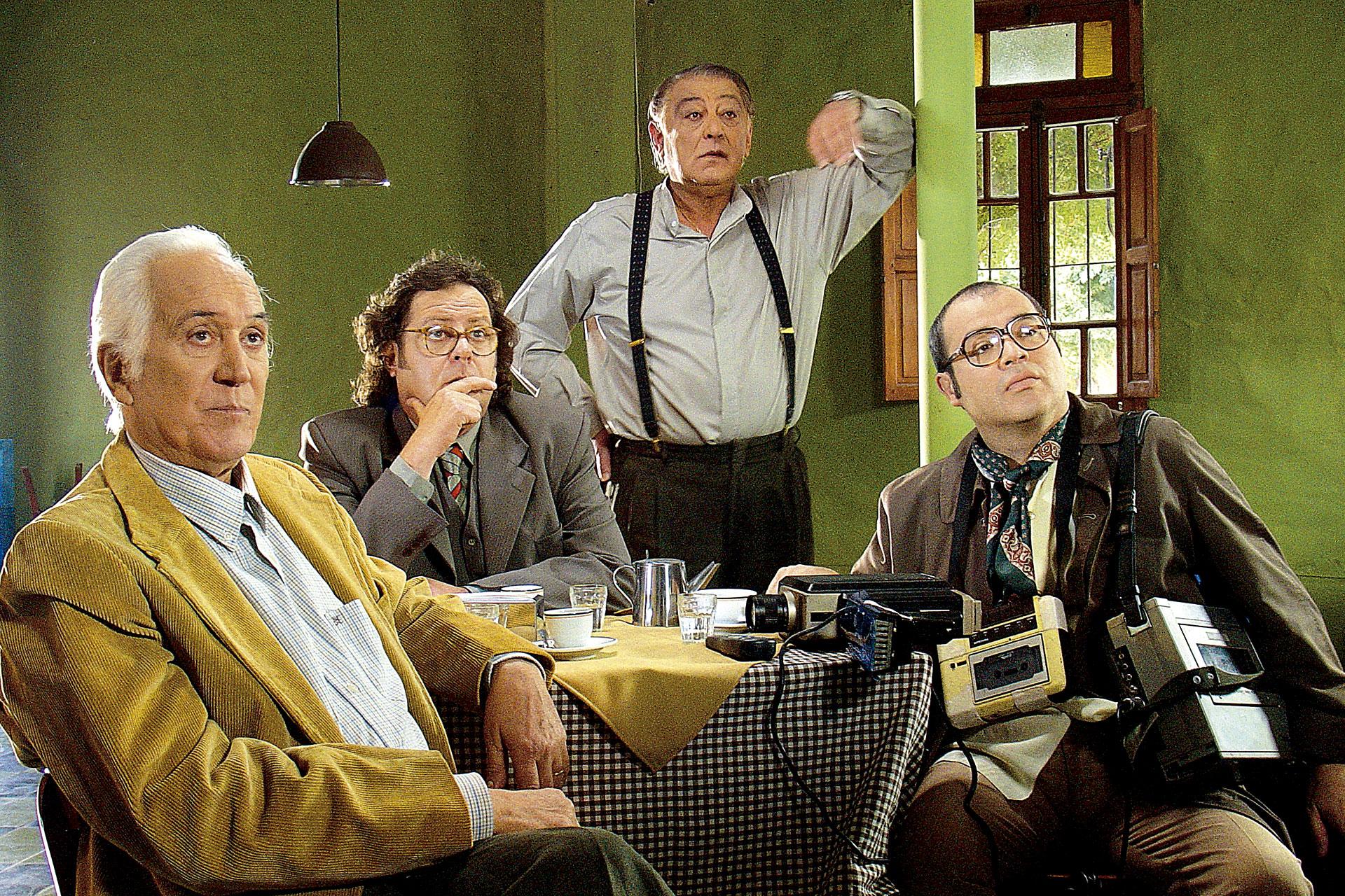 En El Buen destino, película que dirigió Leonor Bendetto.