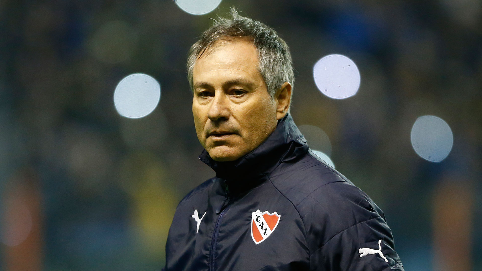 Ariel Holan, entrenador de Independiente (Getty)