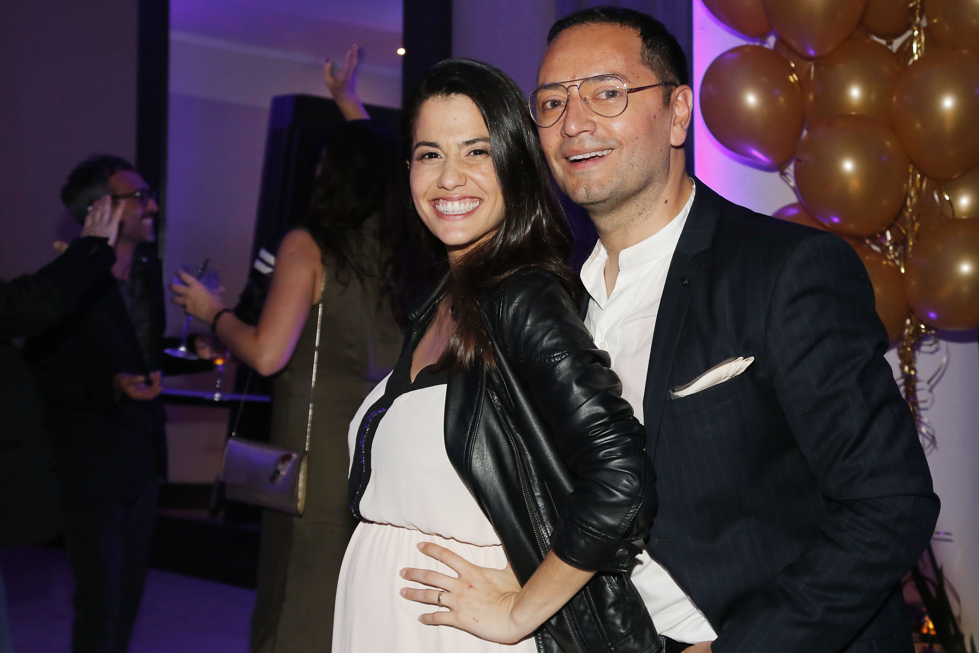 Delfina Gerez Bosco y Fabián Medina Flores /// Fotos: Juano Huerta