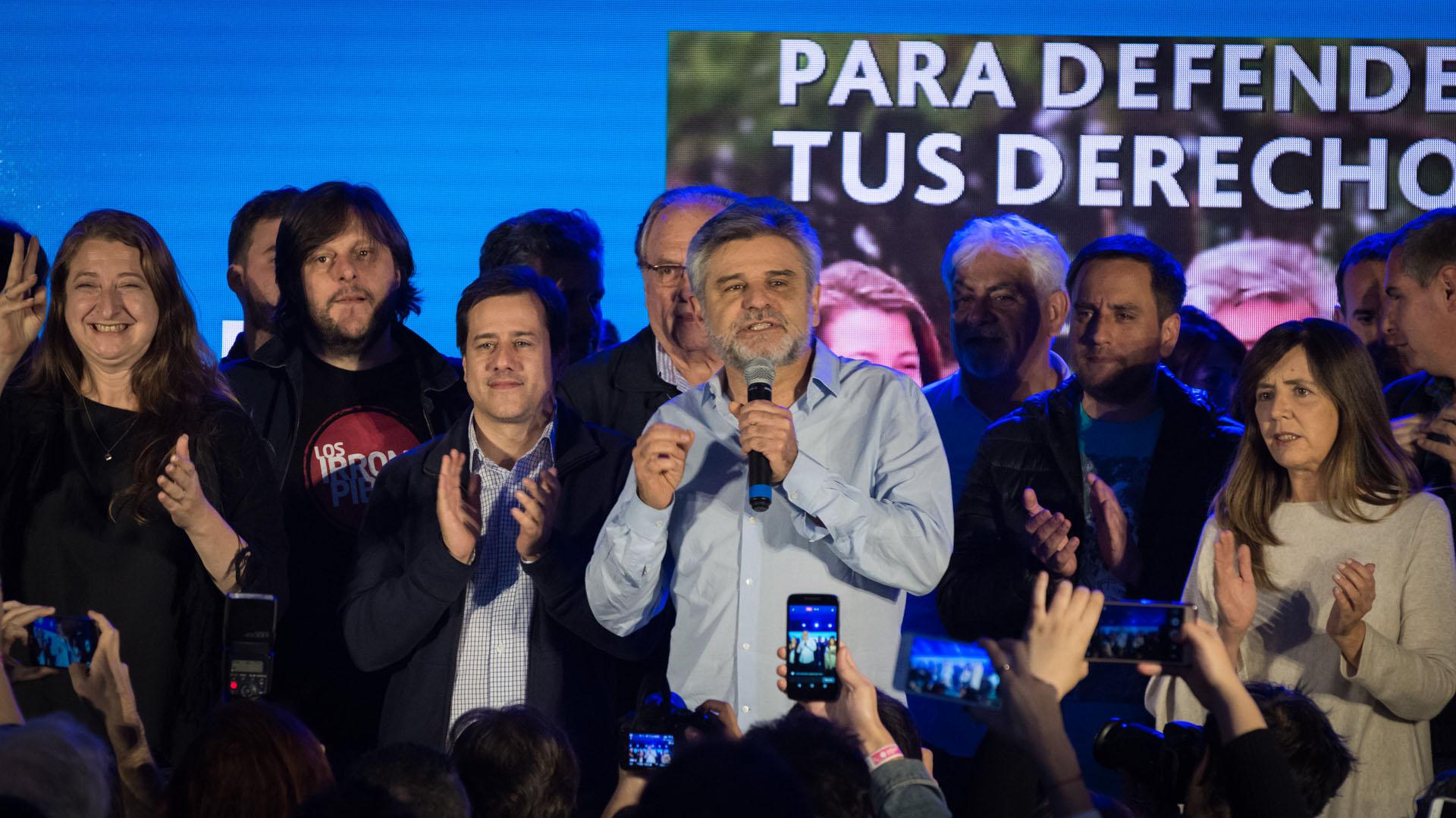 """""""¡Somos la alternativa para el 2019!"""" dijo Daniel Filmus en el cierre de su discurso"""