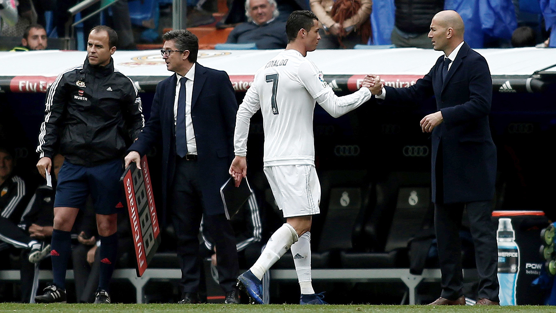 Cristiano Ronaldo será clave en el duelo ante el PSG(Getty Images)