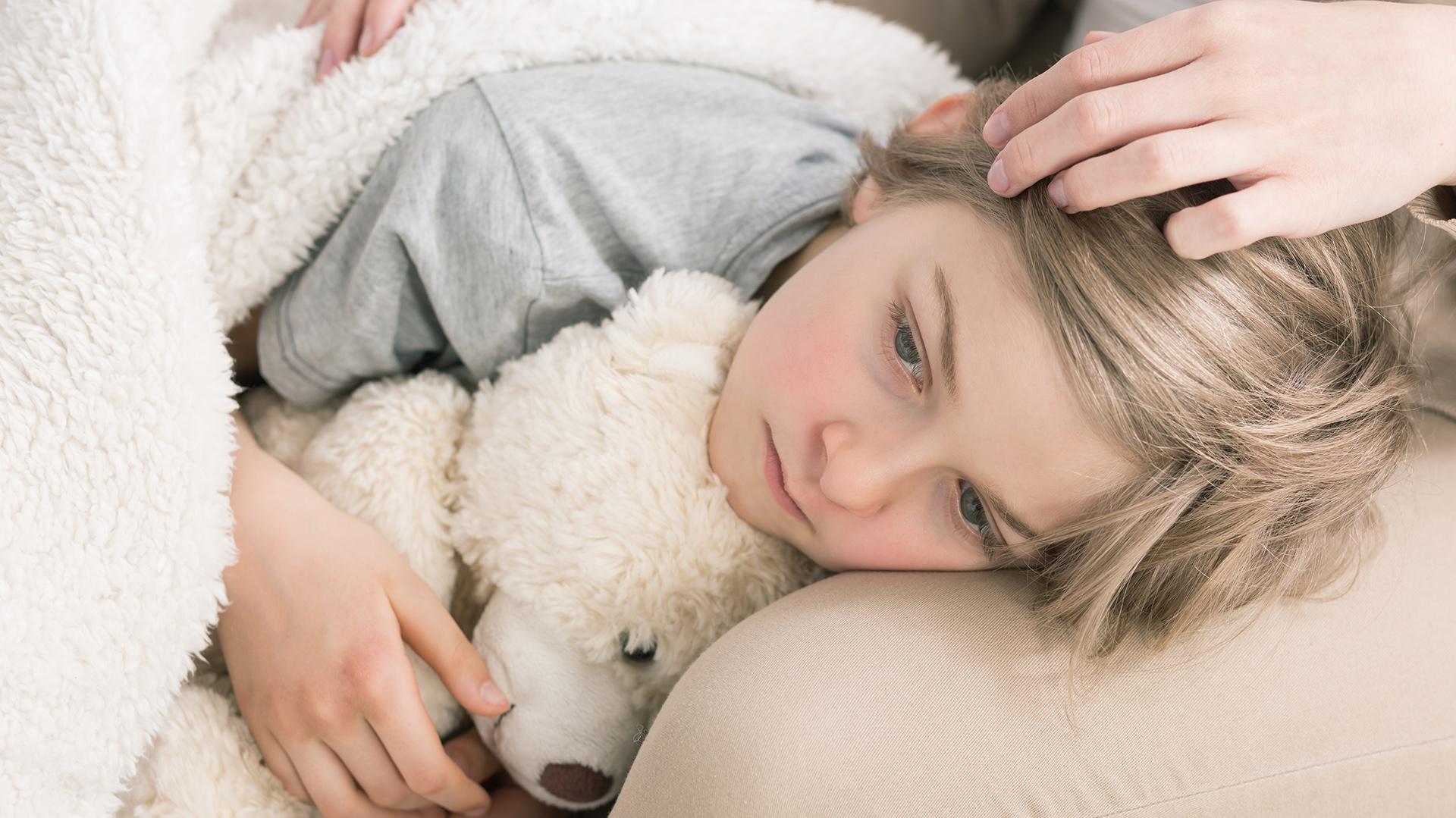 Las enfermedades raras en un 75% se dan en la infancia (Getty)