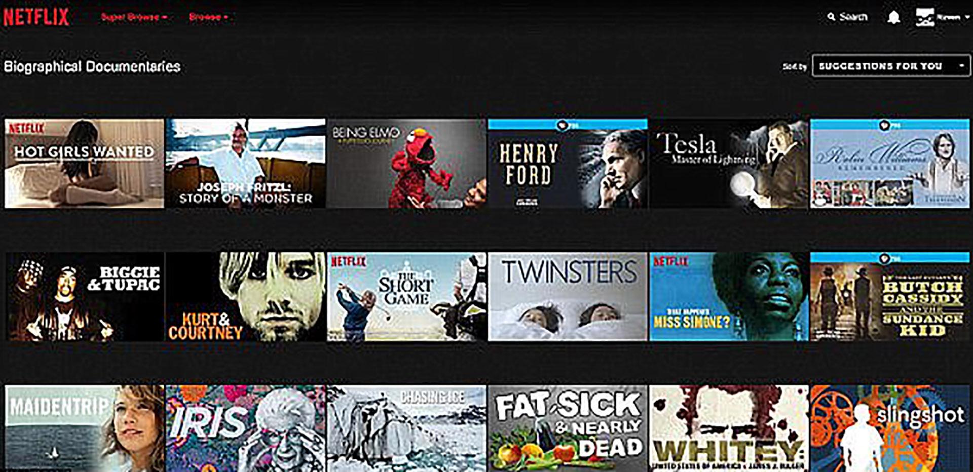 Los Codigos Secretos De Netflix Para Poder Ver Peliculas Y Programas