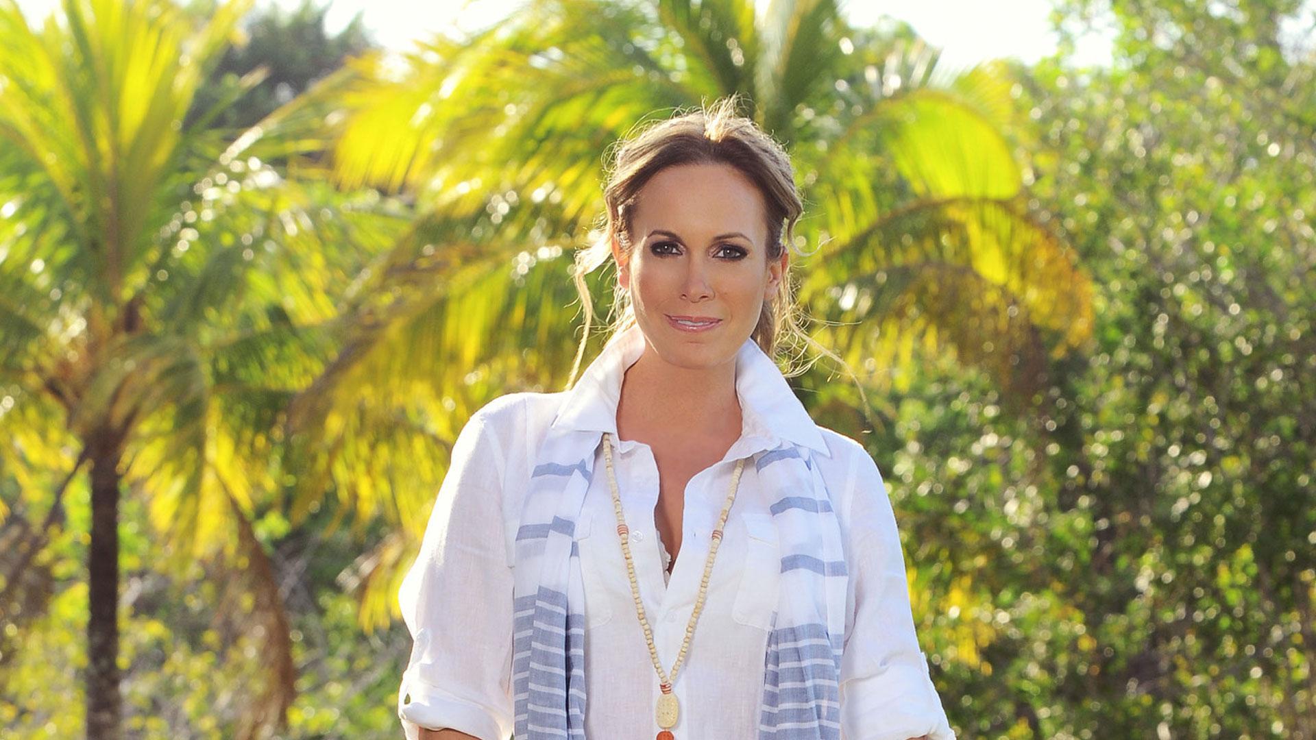 Natalia Denegri vive en Miami. Foto: GENTE