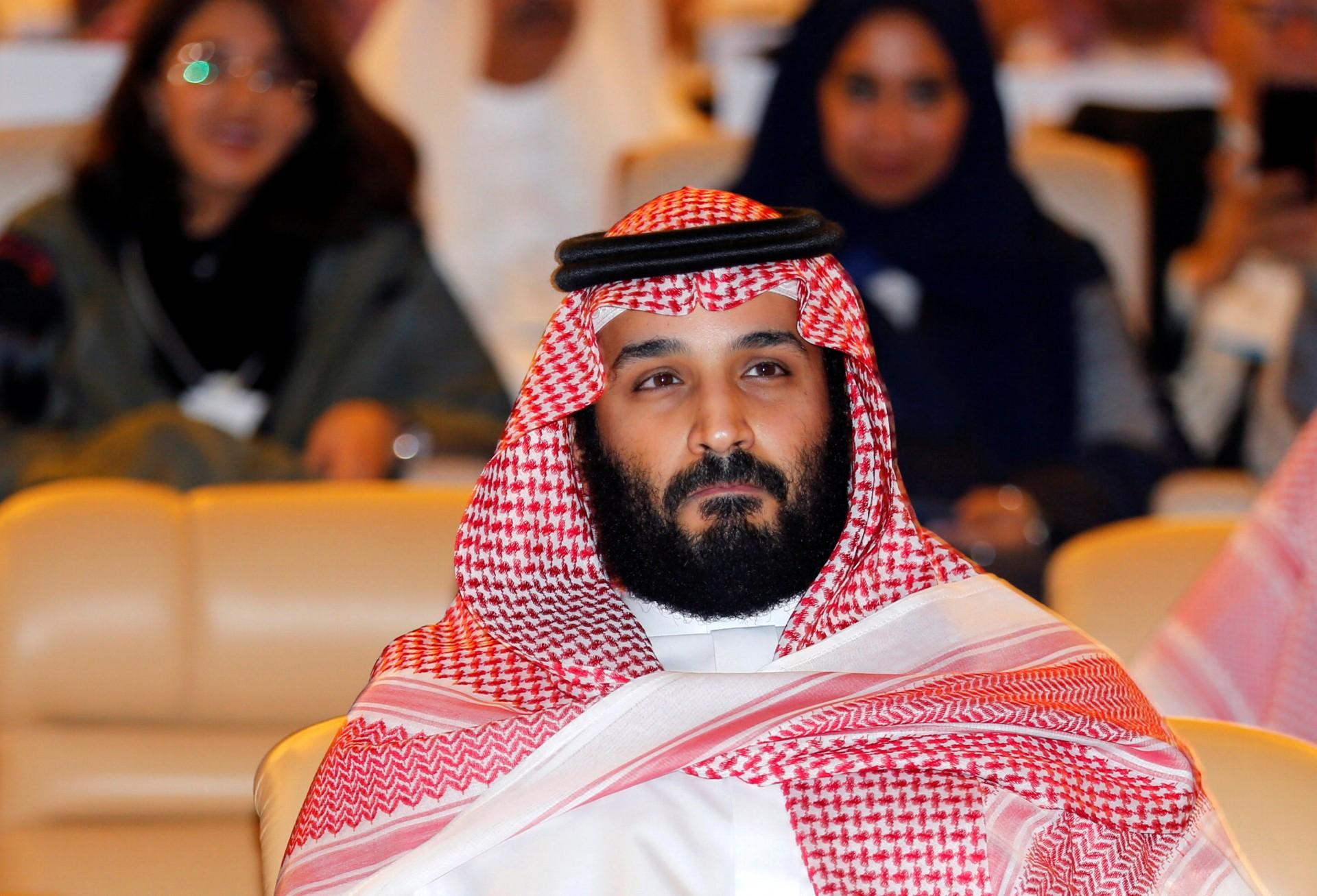 Mohammed bin Salman, el heredero al trono de Arabia Saudita, ordenó en noviembre el arresto de diez príncipes y decenas de funcionarios por corrupción (Reuters)