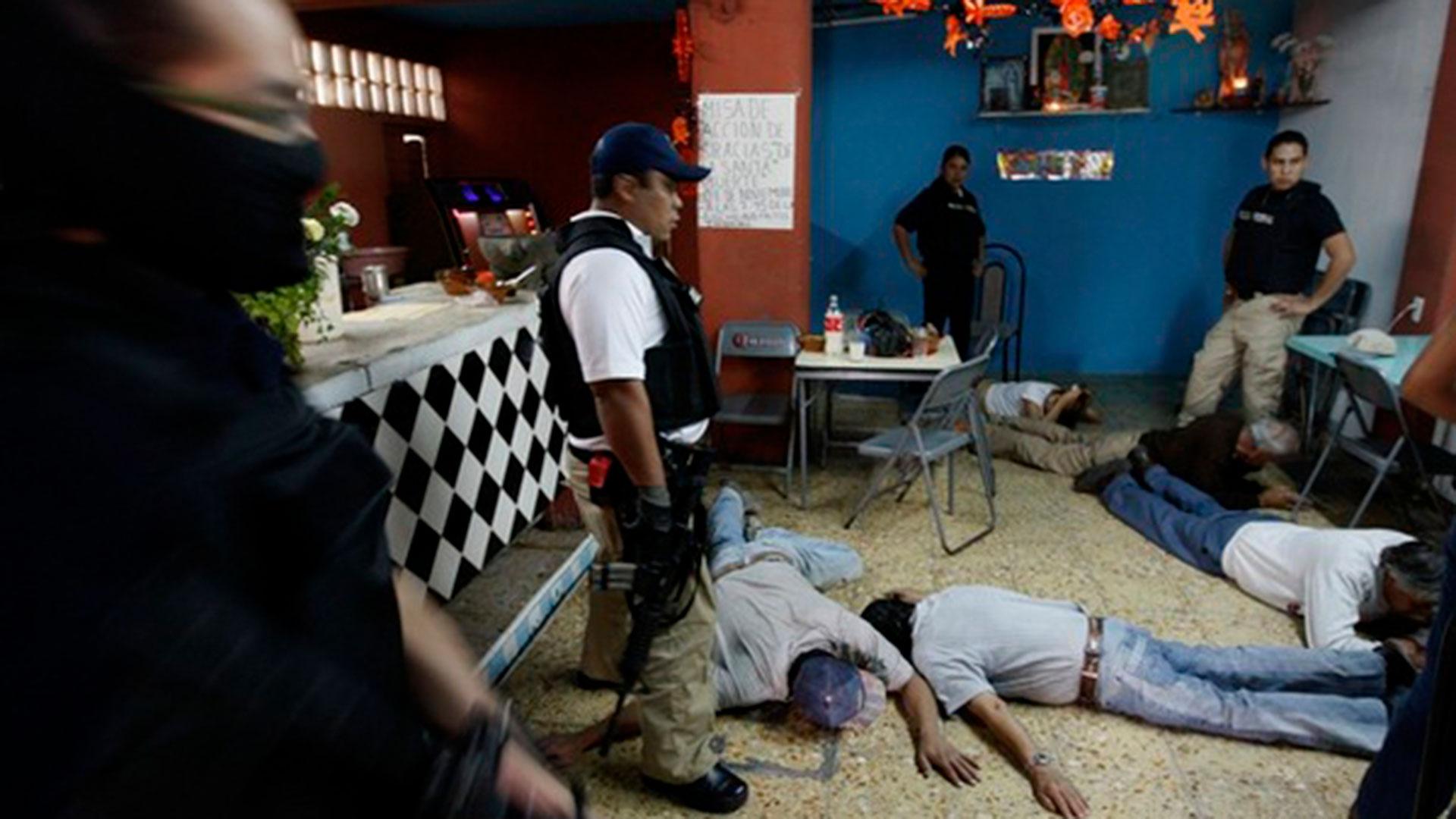 Los Zetas es el cártel más violento de México