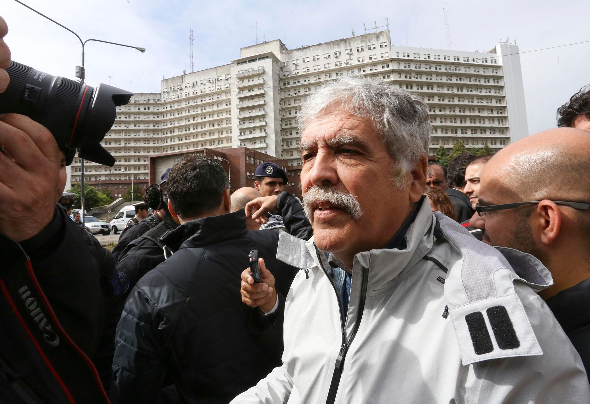 Julio De Vido es el principal imputado en la causa Río Turbio