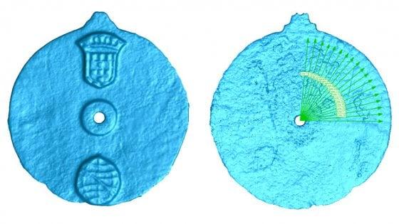 El escáneo láser del astrolabio