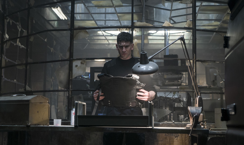 Jon Beranthal es el cuarto actor que interpreta a Frank Castle. El primero fue Dolph Lundgren.