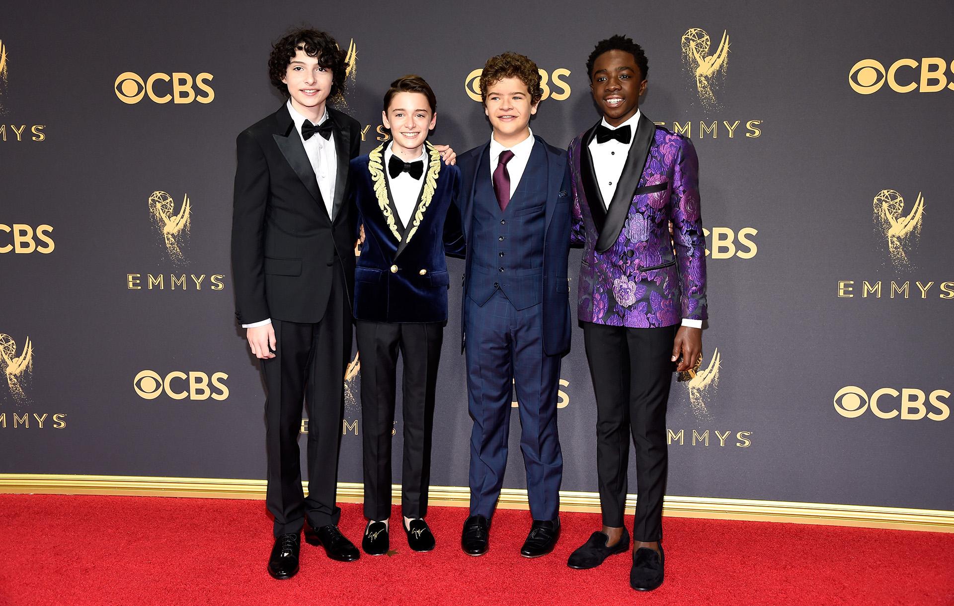 Las estrellas juveniles brindaron una clase de moda en la alfombra roja, tiñeron de color, textura y estampas el clásico black tie impuesto en la ceremonia de premiación