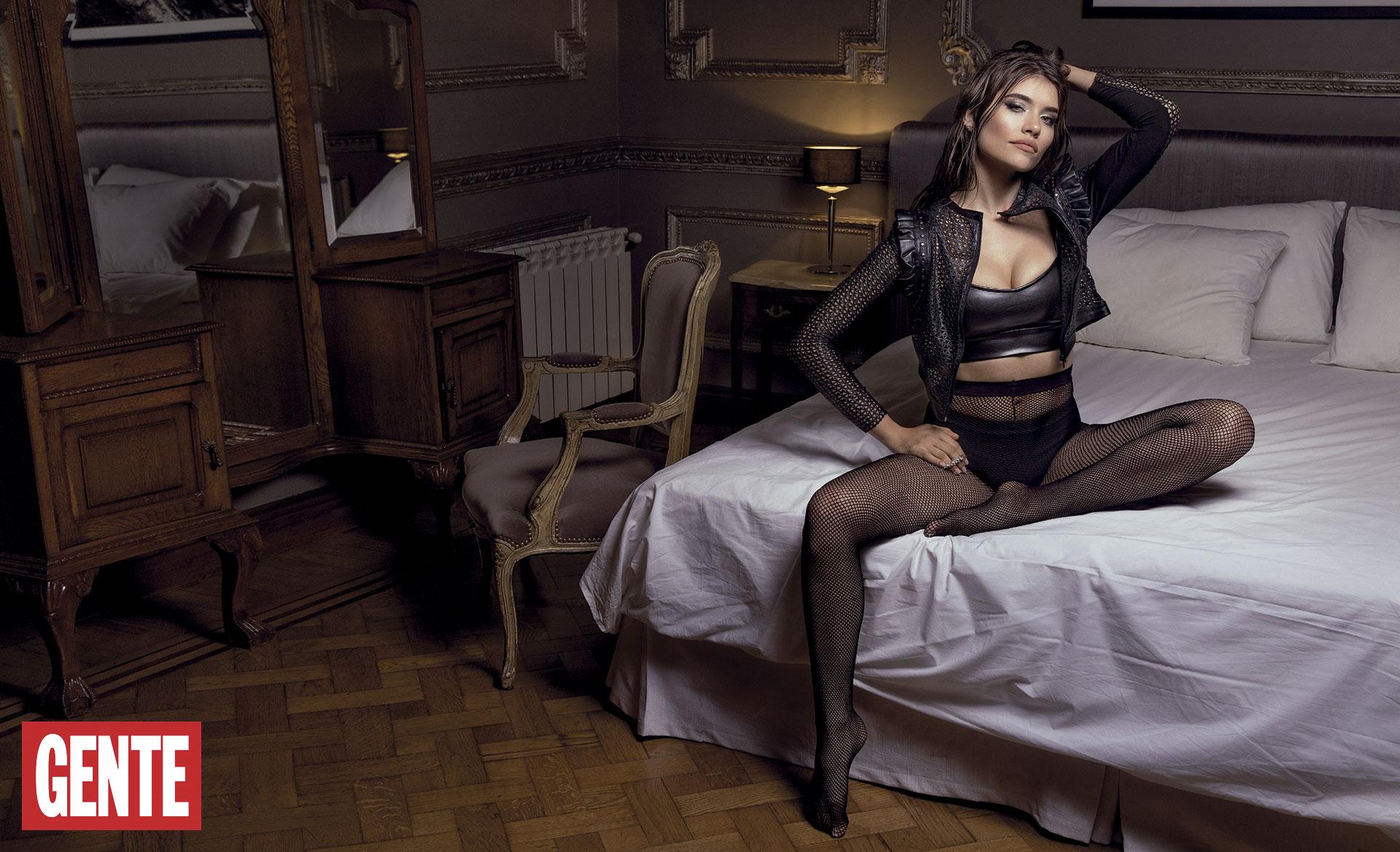 Eva de Dominici. Foto: Christian Beliera/GENTE