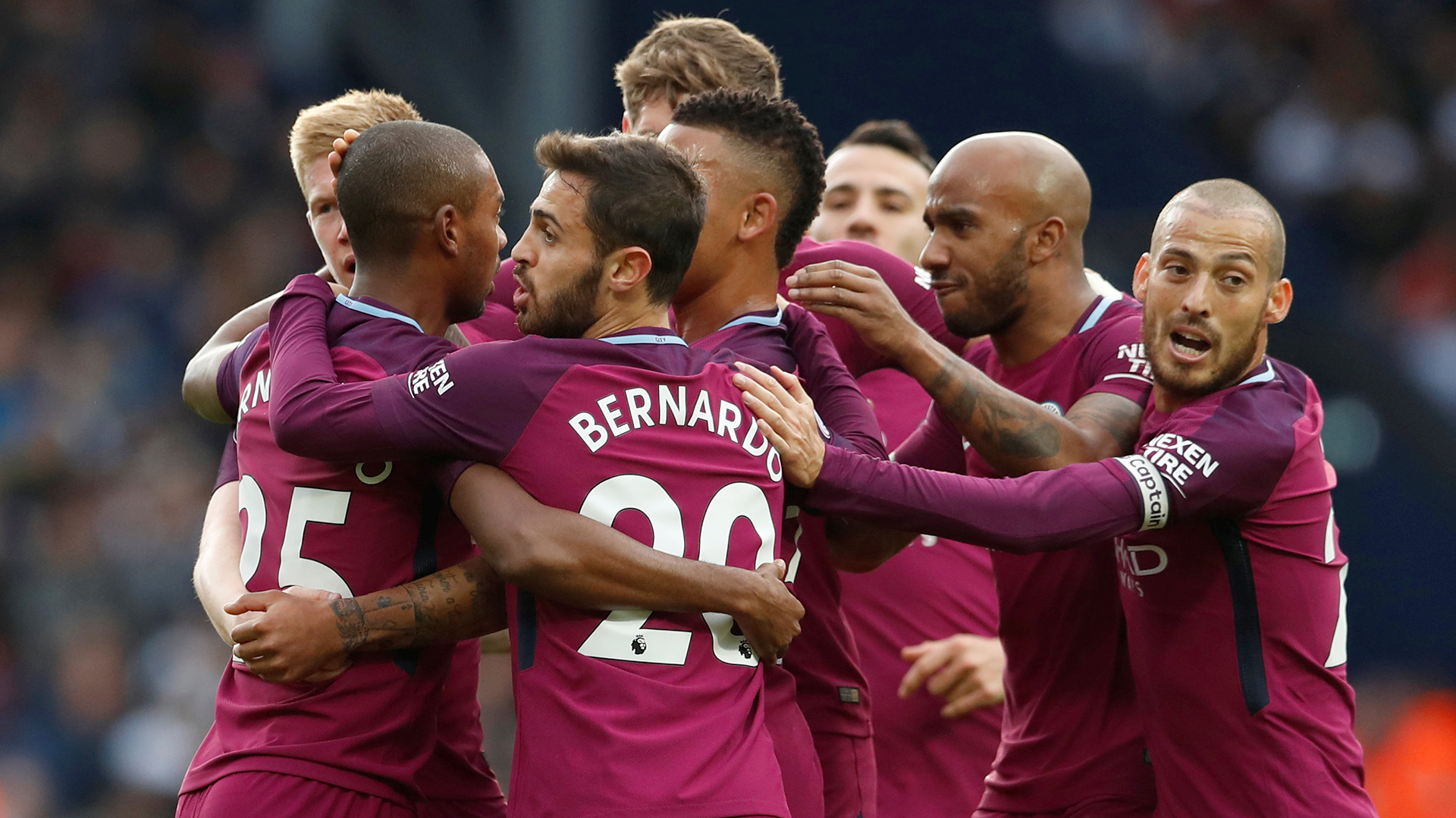 Mancester City lidera con comodidad la Premier League (Reuters)