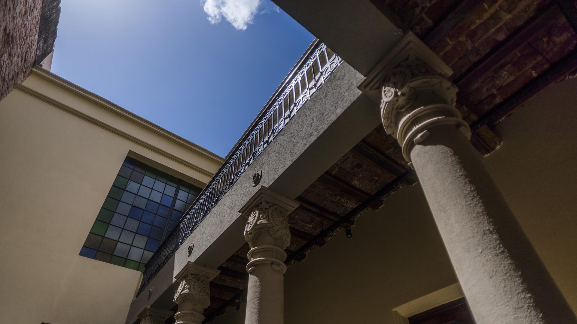 La Casa Bolívar, de autor desconocido, data del año 1887