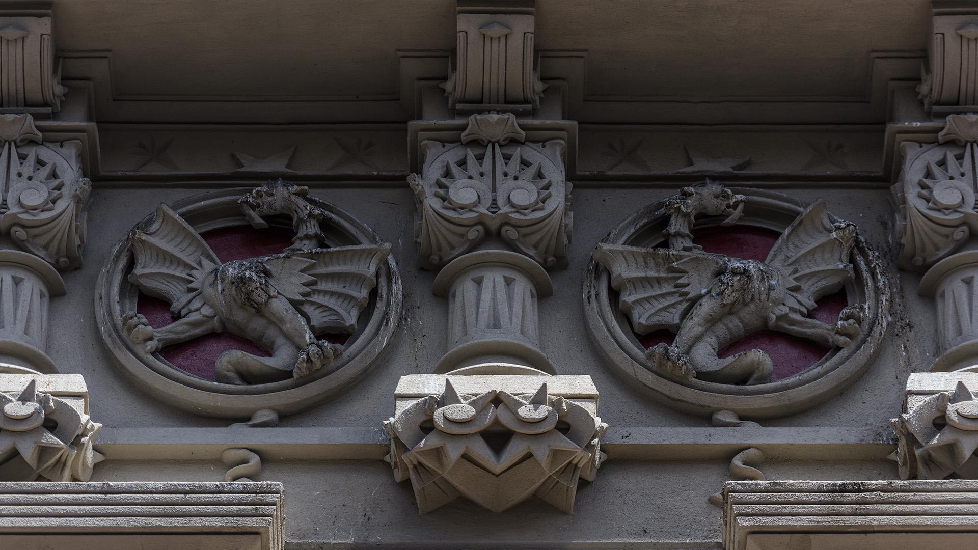 La casa Bolívar es un importante y singular edificio histórico del patrimonio arquitectónico de la ciudad