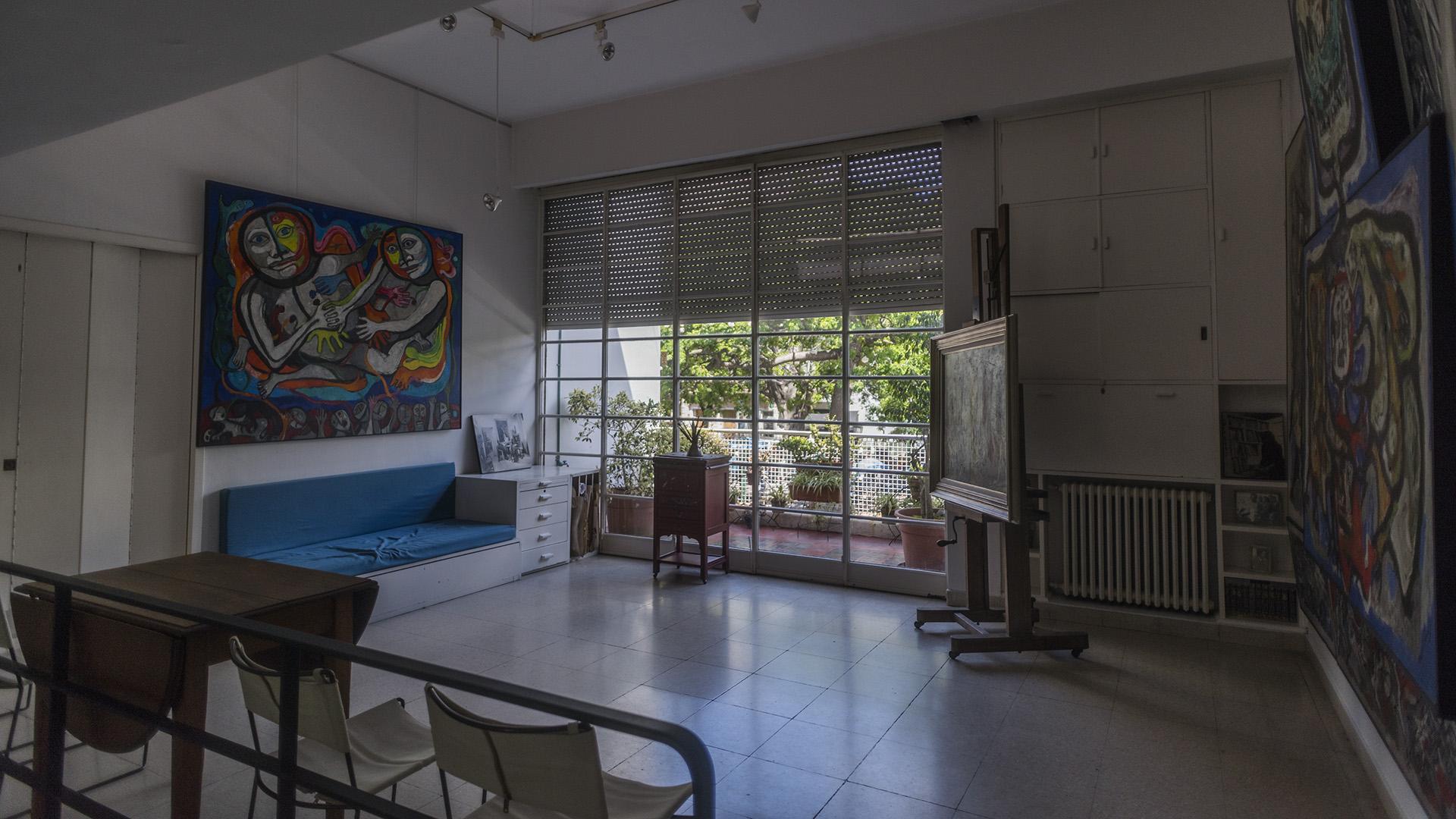 La Casa Taller Forner Bigatti es otra joya arquitectónica de la ciudad