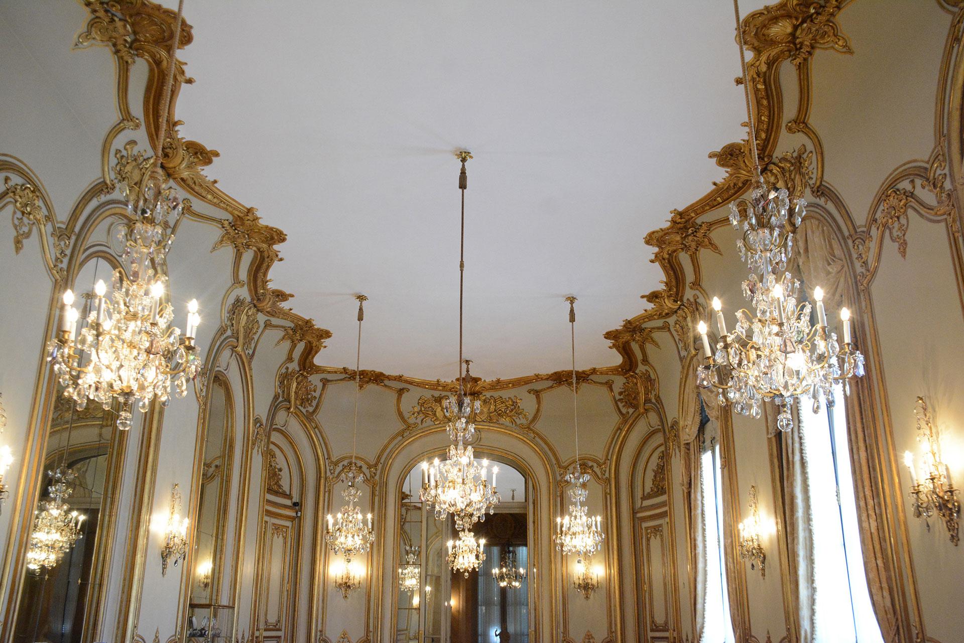 El Museo Nacional de Arte Decorativo fue creado en 1937 en la residencia Errázuriz-Alvear