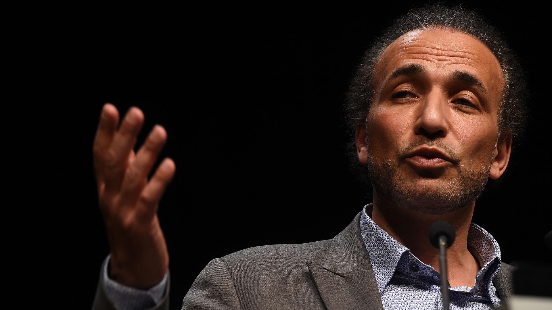 Tariq Ramadan fue acusado por acoso sexual (AFP)