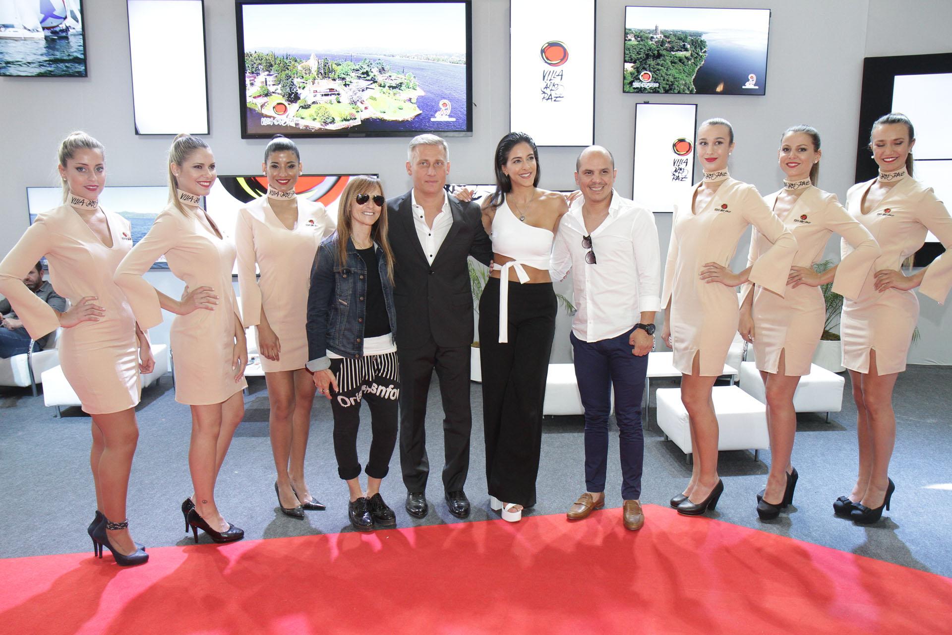 Se inauguró la edición 2017 de la Feria Internacional de Turismo en La Rural (Mario Sar)