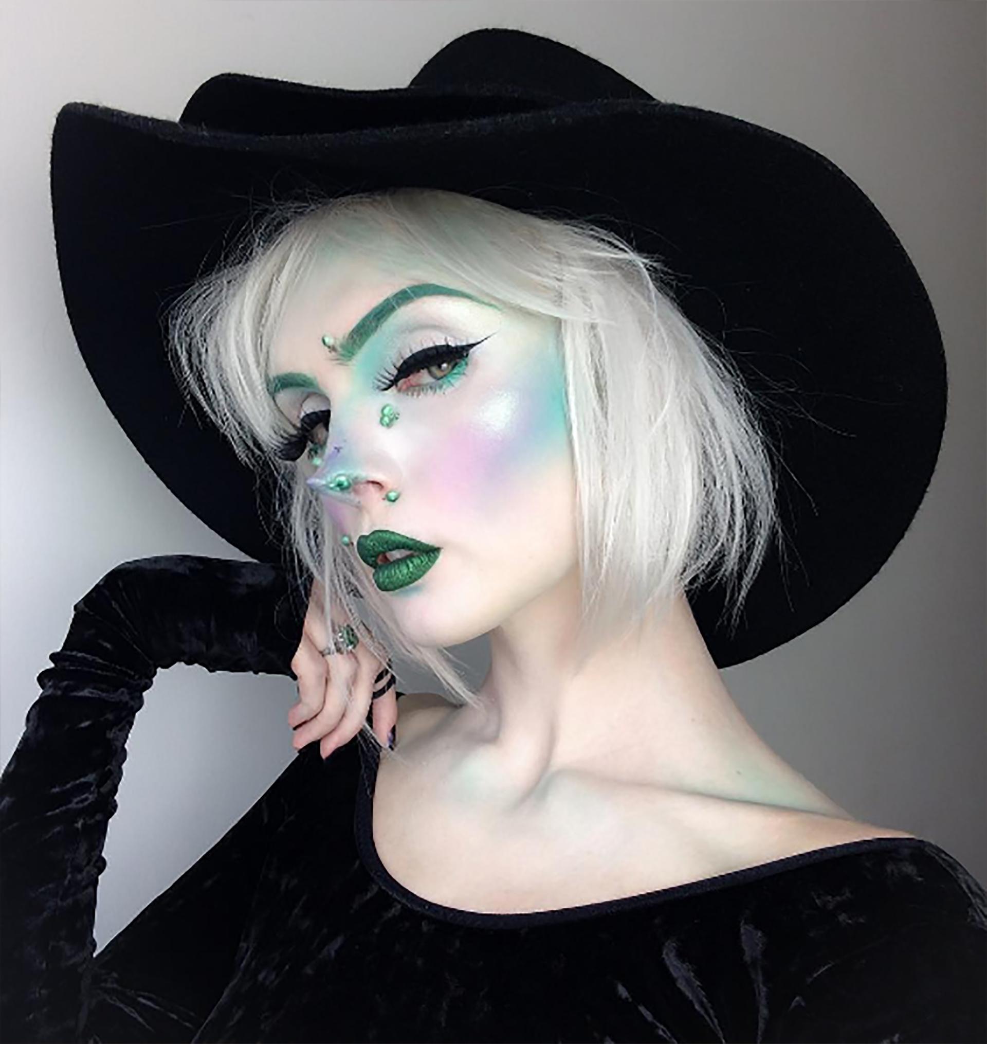 Halloween makeup - 31102017