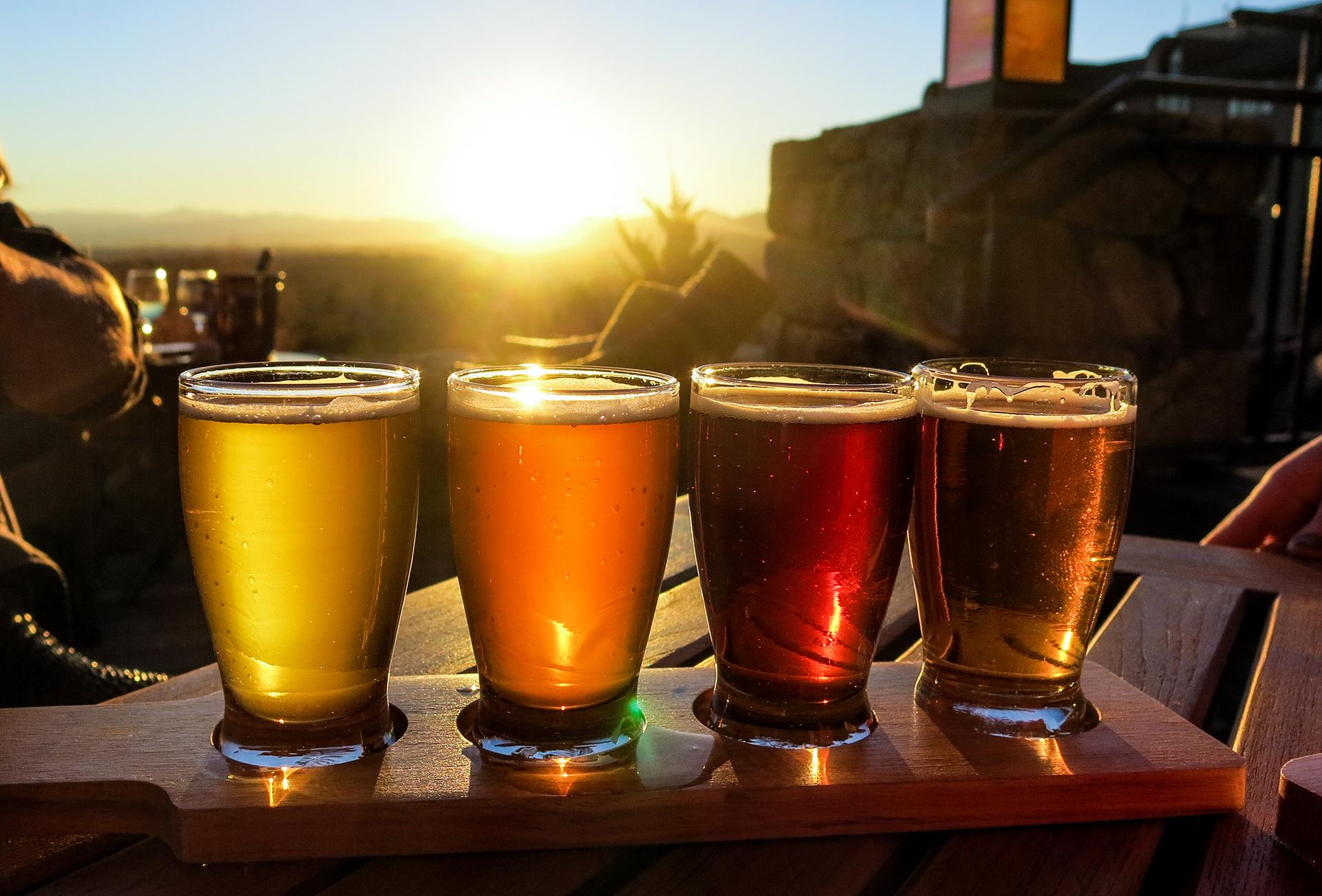 Las cervezas especiales son las bebidas más pedidas (Getty)
