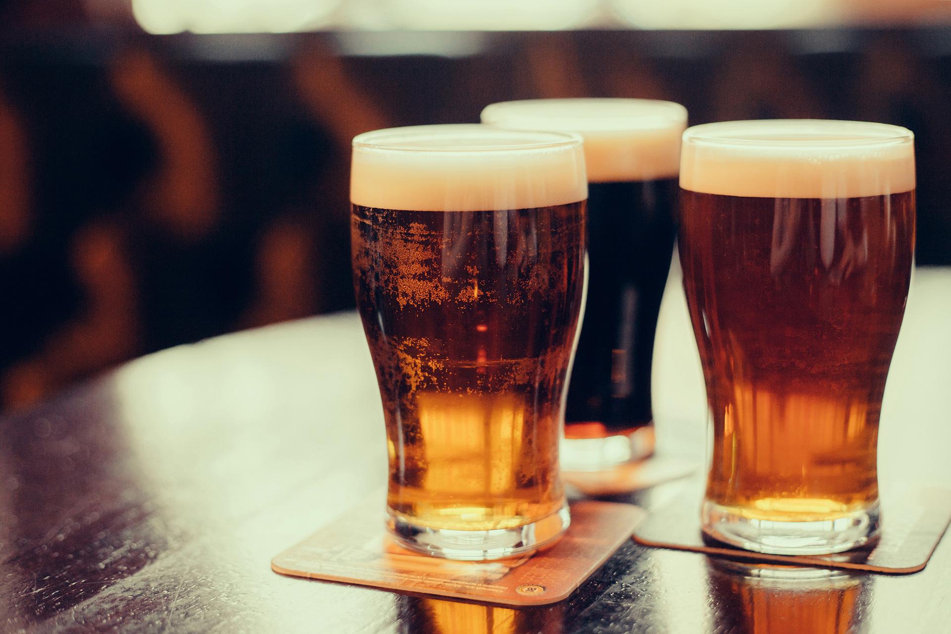 El ingrediente principal de la cerveza es la malta (Getty)