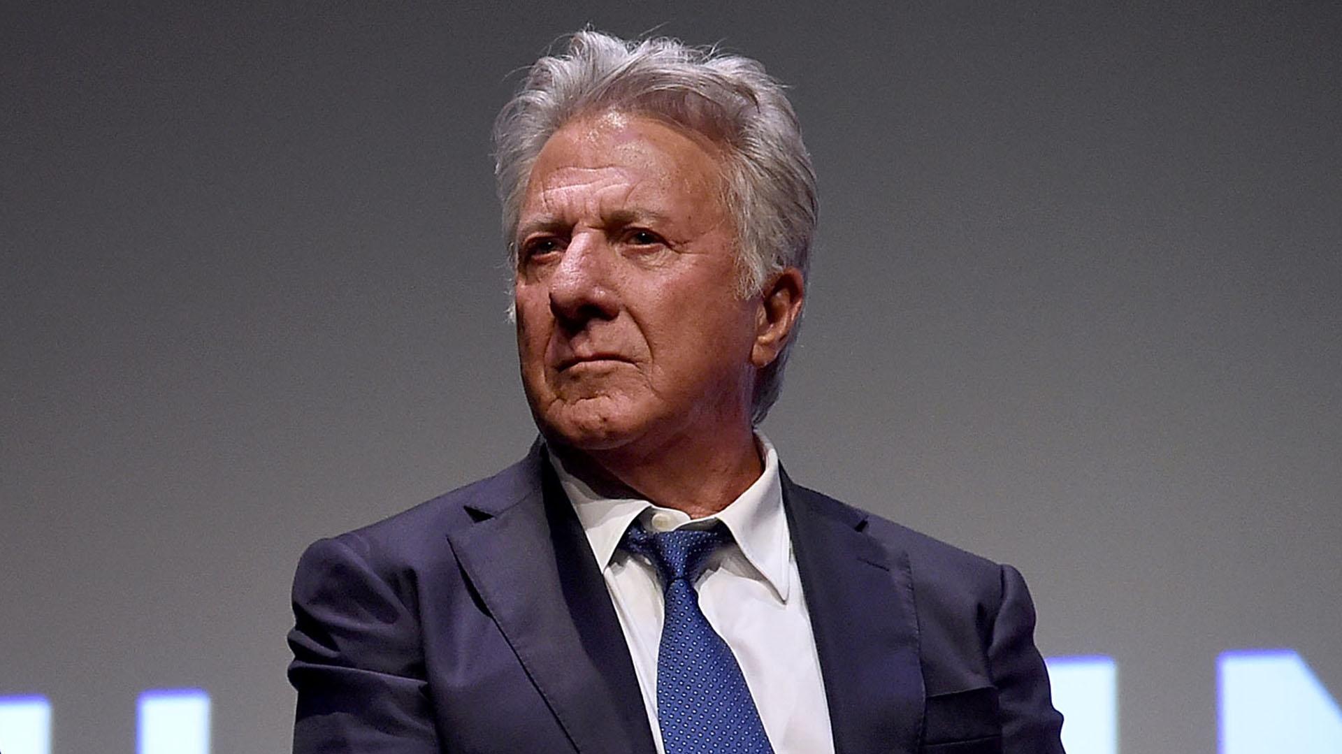 """Dustin Hoffman fue denunciado por acoso sexual a una joven de 17 años en 1985. La hoy escritora Anna Graham Hunter relató un episodio sucedido en el set del telefilme """"La muerte de un viajante""""."""