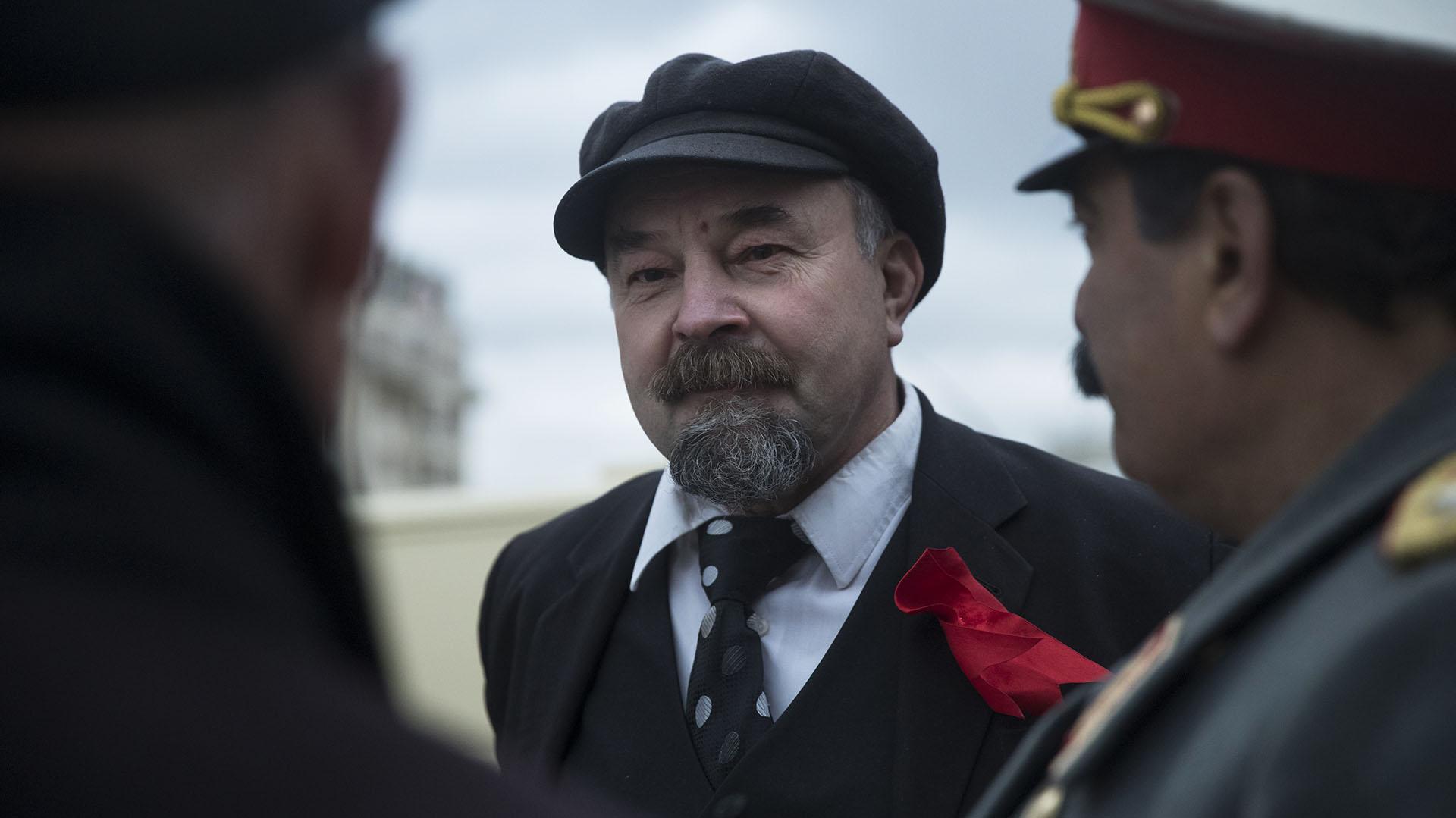 Sergei Soloviev (AP Photo/Pavel Golovkin)