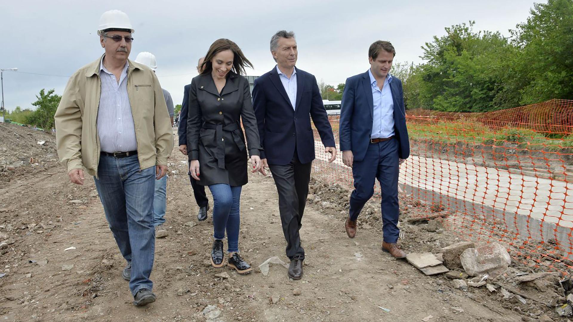 María Eugenia Vidal volverá a mostrarse con Mauricio Macri